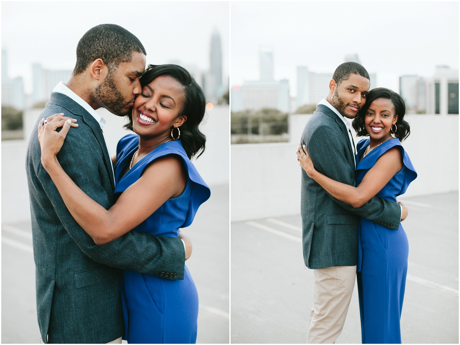 Uptown Charlotte Engagement Session | Amore Vita Photography_0004.jpg