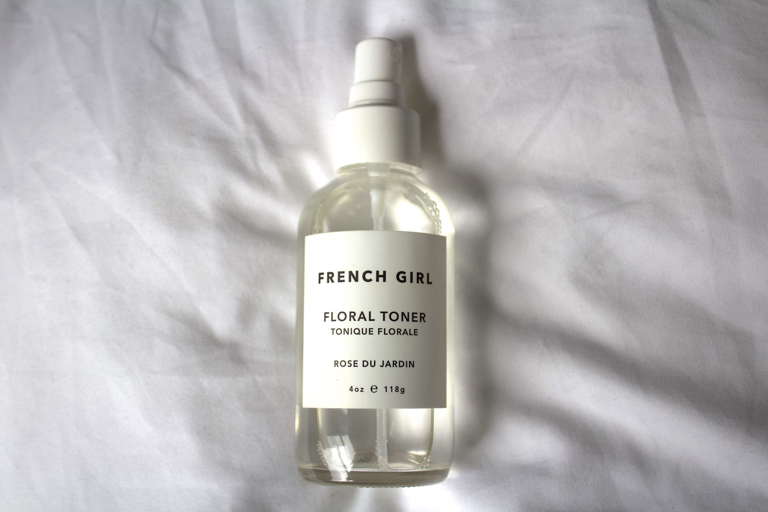 French Girl - Floral Toner $32