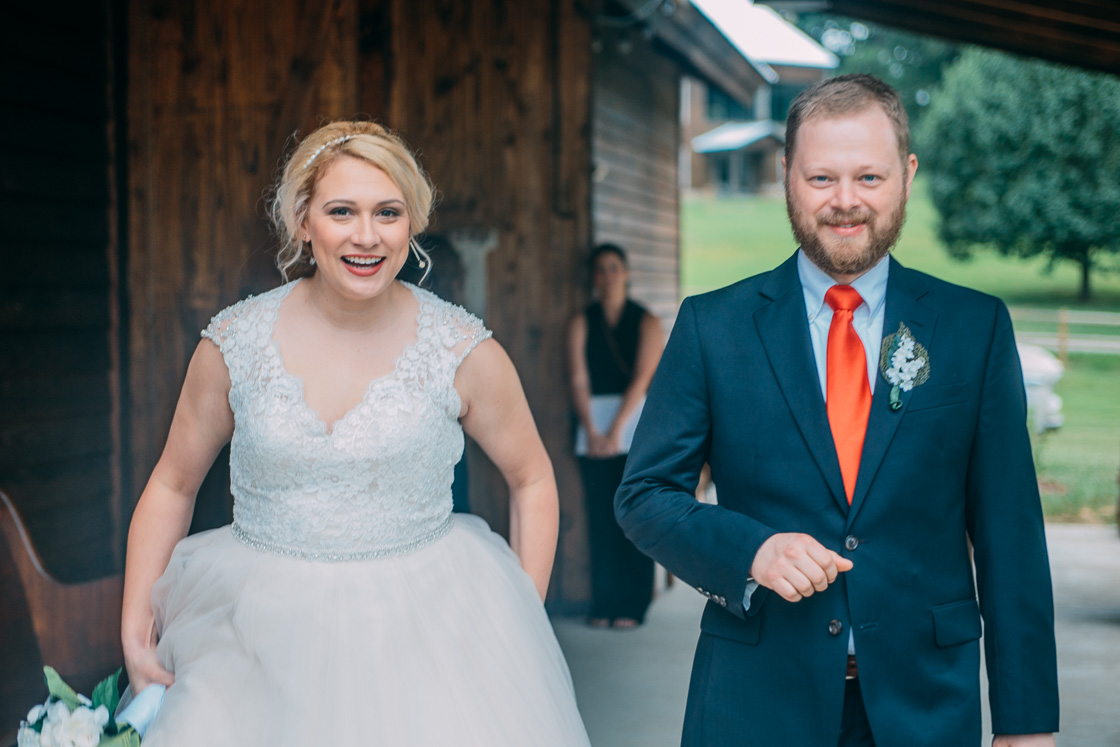 Birmingham, Alabama wedding photography at The Barn at Shady Lane by David A. Smith of DSmithImages Wedding Photography, Portraits, and Events
