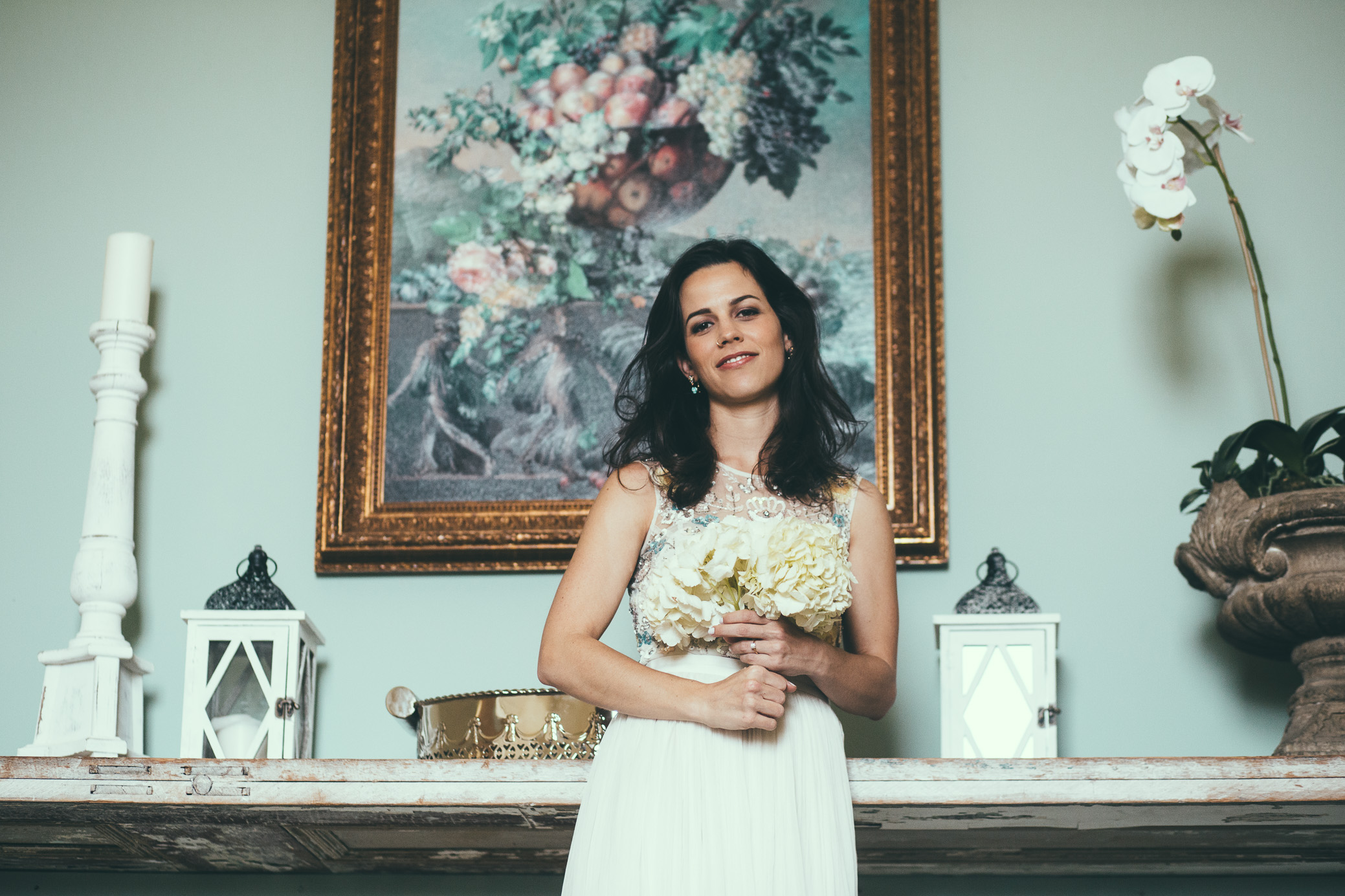 Bridal photography at The Drish House in Tuscaloosa, Alabama by David A. Smith of DSmithImages Wedding Photography, Portraits, and Events in Birmingham, Alabama