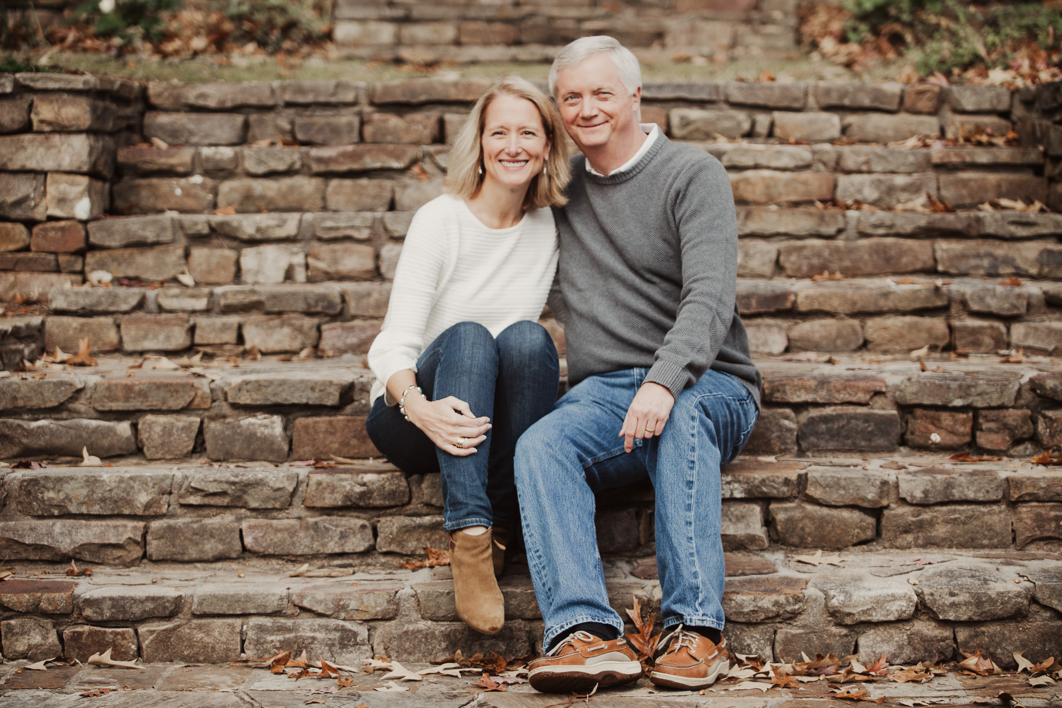 Portrait photography for the Klasing family at the Birmingham Botanical Gardens in Birmingham, Alabama on November 25th, 2017 by David A. Smith of DSmithImages Wedding Photography, Portraits, and Events