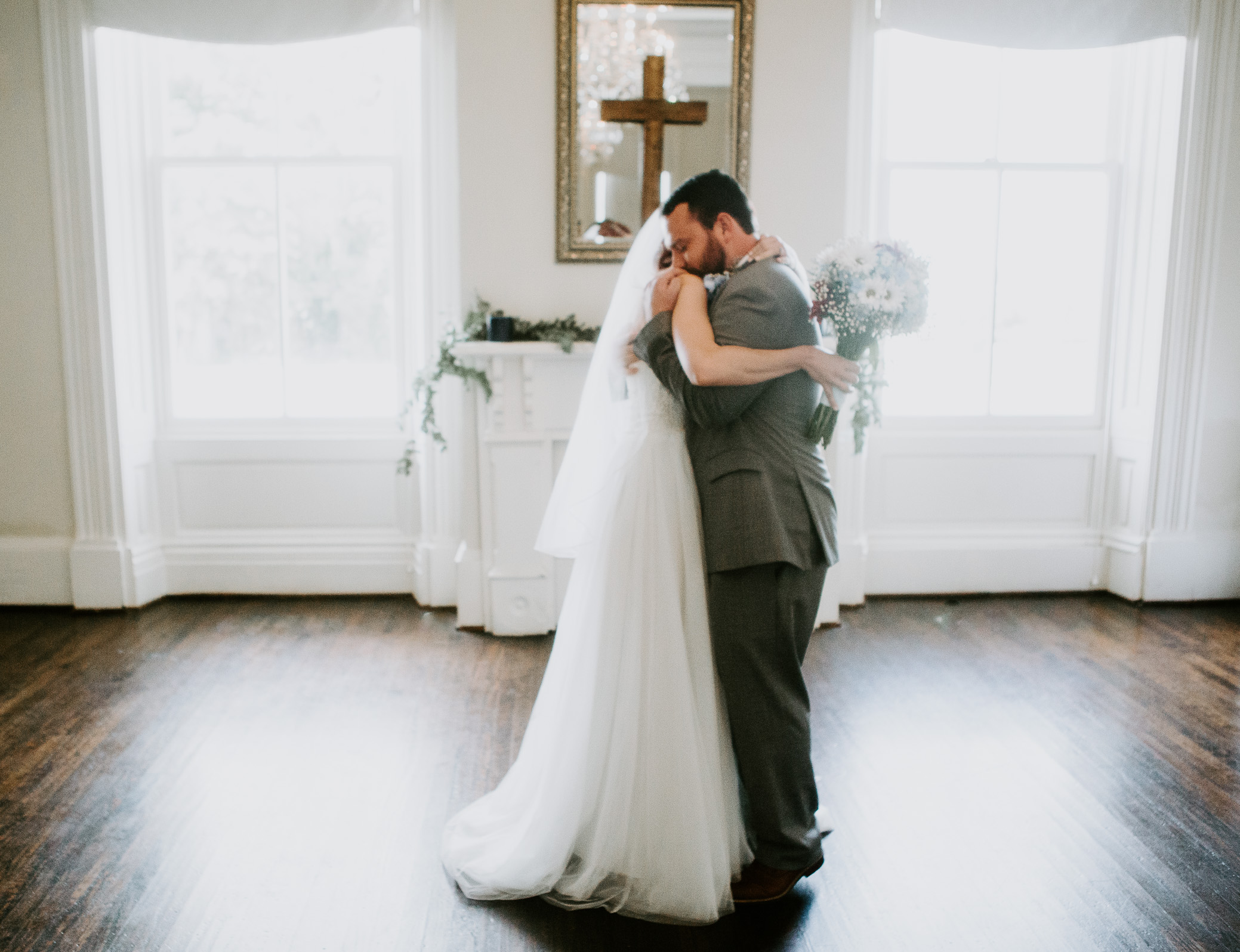 Tuscaloosa, Alabama wedding photography at The Historic Drish House on June 2nd, 2018 by David A. Smith of DSmithImages Wedding Photography, Portraits, and Events in the Birmingham, Alabama area.