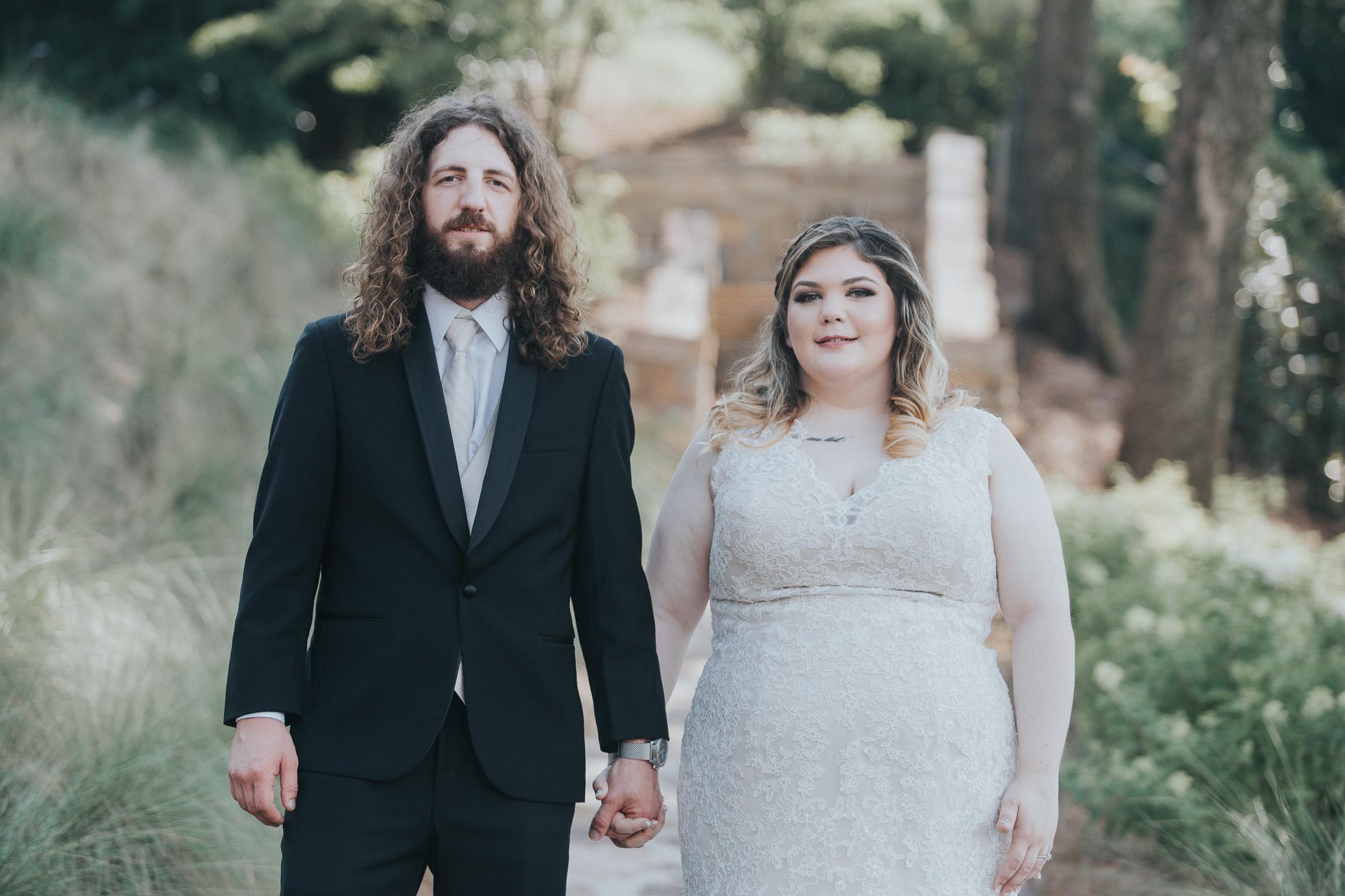 Vulcan Park Birmingham Wedding Photography