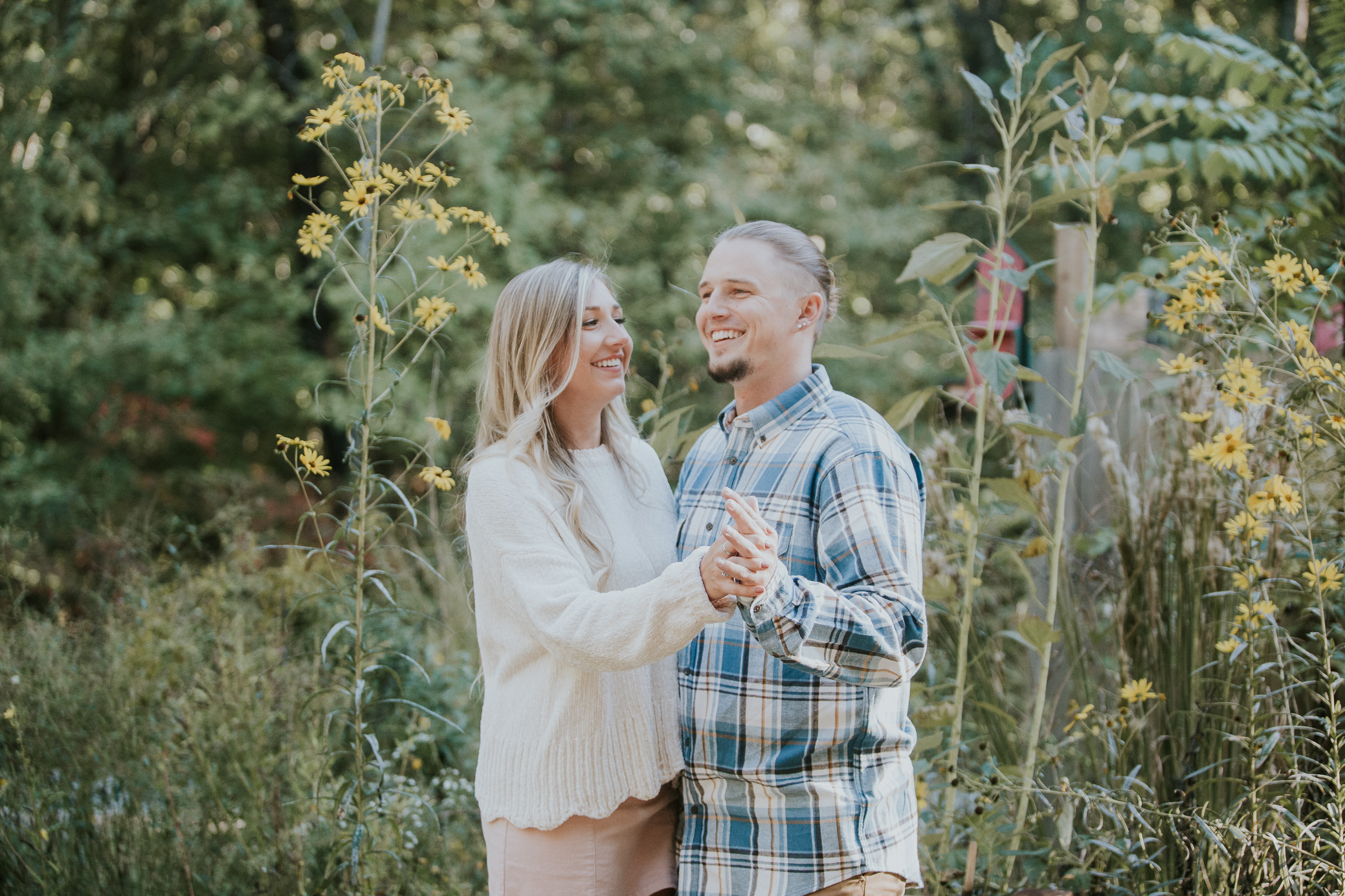 Turkey Creek engagement session photography in Pinson, Alabama by David A. Smith of DSmithImages Wedding Photography, Portraits, and Events in the Birmingham, Alabam area.