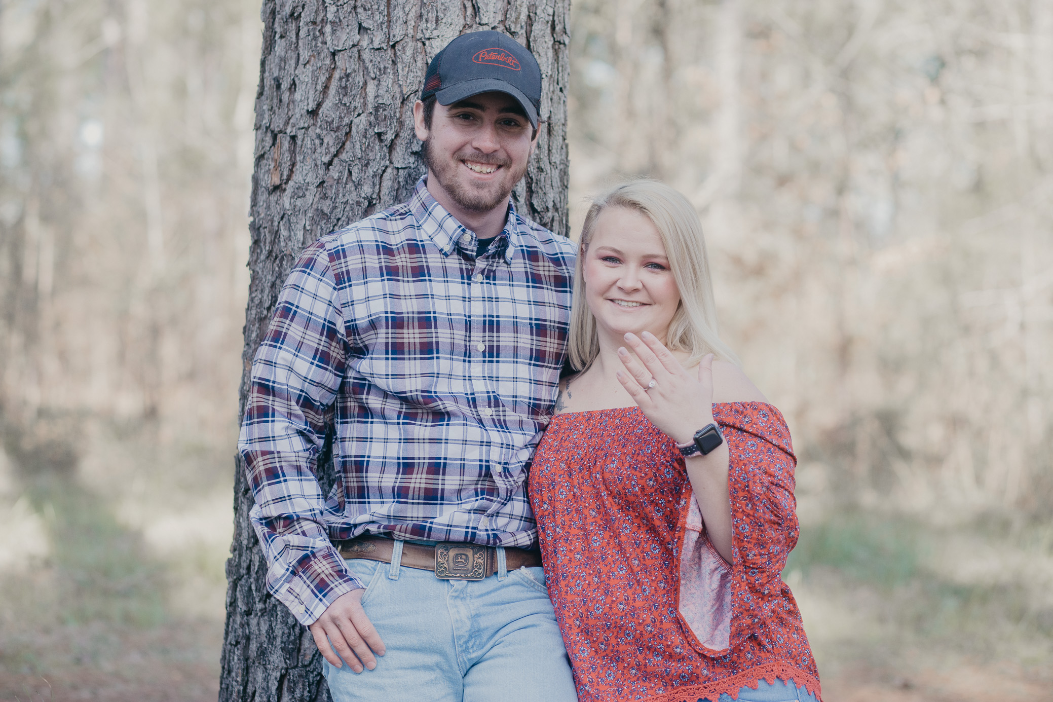 Alabama engagement photography in Tallassee by David A. Smith of DSmithImages Wedding Photography, Portraits, and Events, a wedding photographer in Birmingham, Alabama