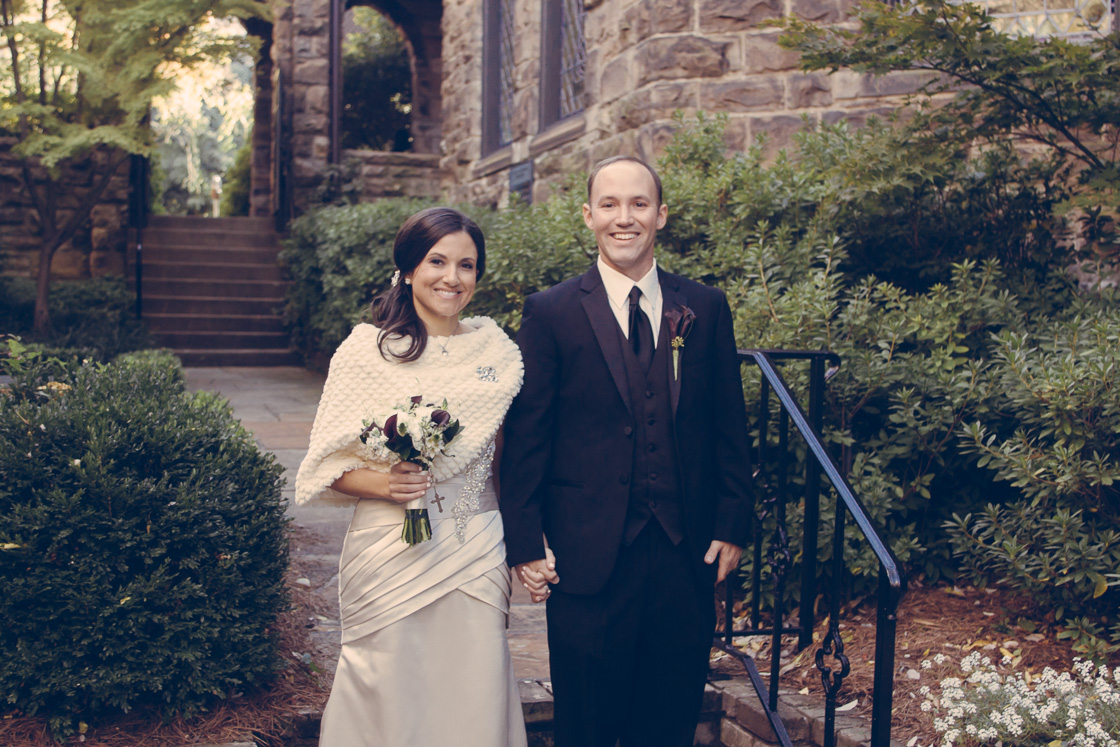 Jennifer and Taylor are Married!: St. Mary's Church - Birmingham
