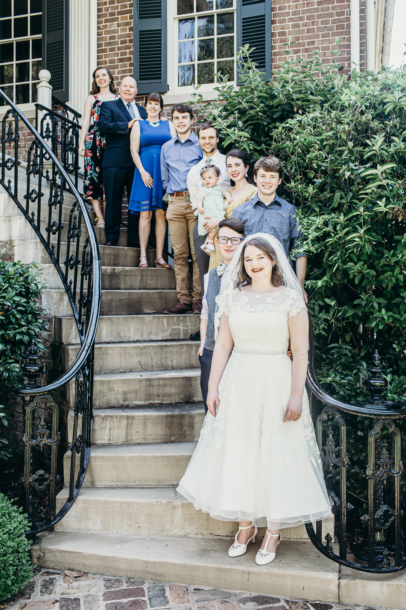 Tuscaloosa Alabama wedding photography at The University of Alabama, Grace Presbyterian Church, and The District Room by David A. Smith of DSmithImages Wedding Photography, Portraits, and Events, a wedding photographer in Birmingham, Alabama