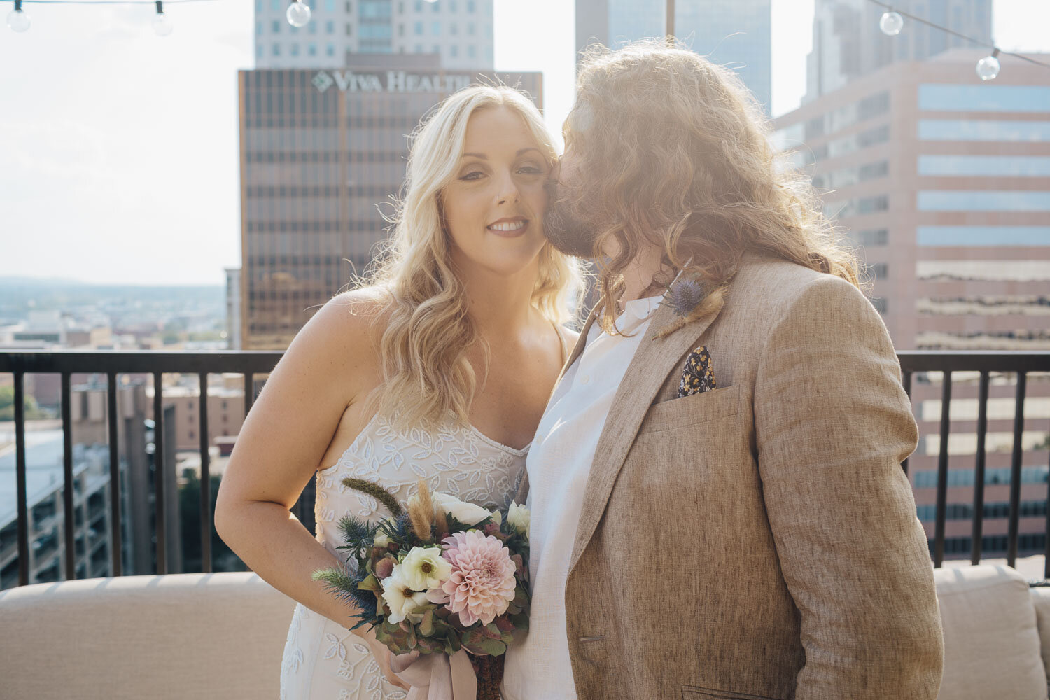 Birmingham Alabama Wedding Photography at The Redmont Hotel by David A. Smith of DSmithImages Wedding Photography, Portraits, and Events