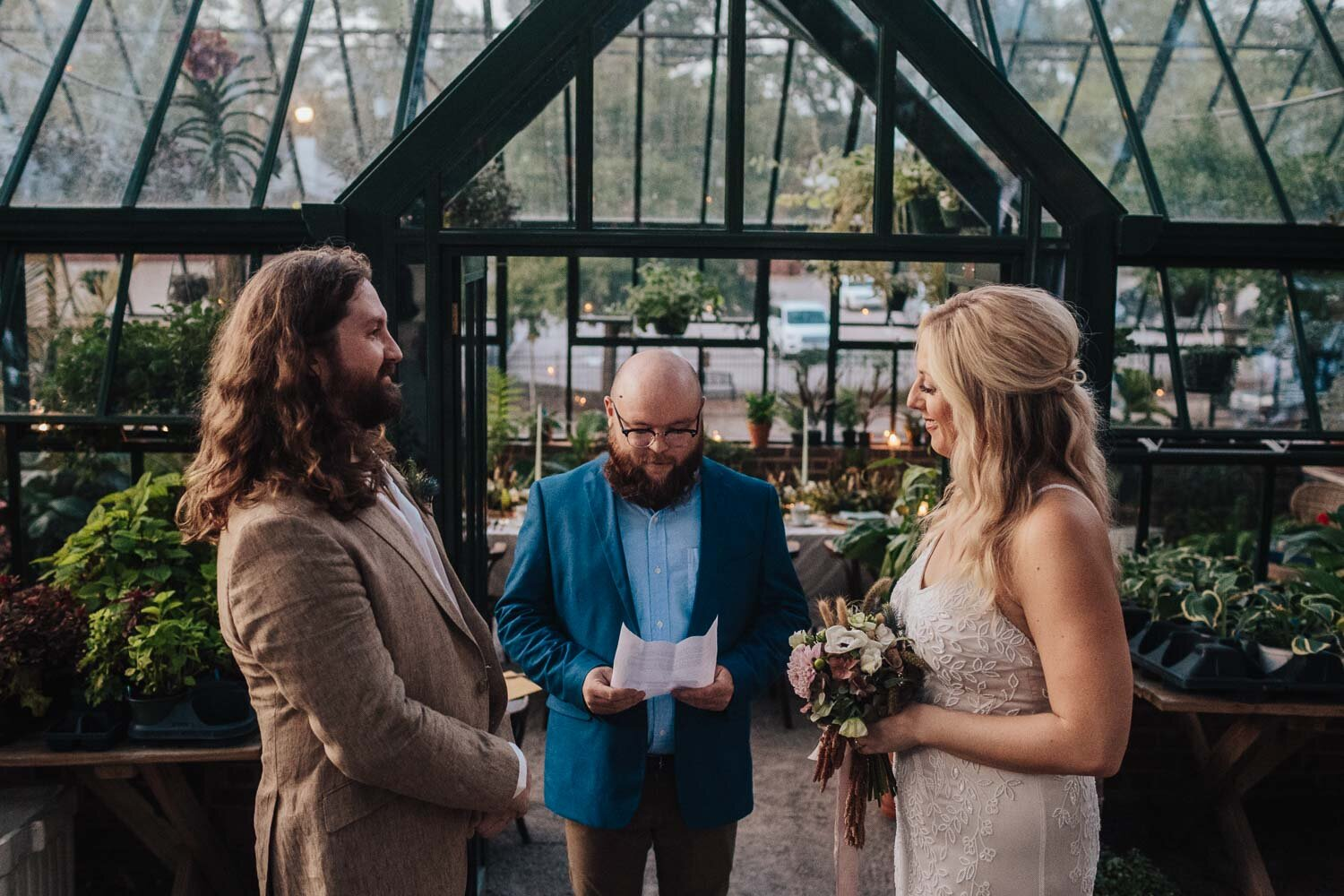 Birmingham Alabama Wedding Photography at SHOPPE by David A. Smith of DSmithImages Wedding Photography, Portraits, and Events