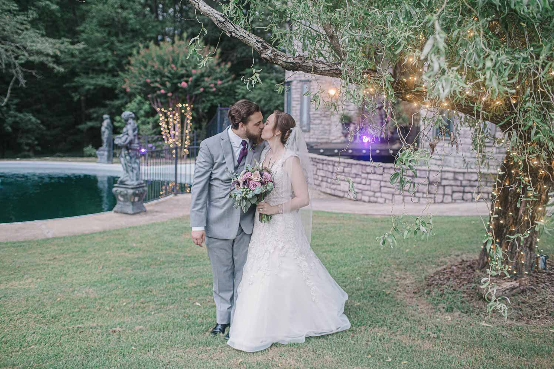 Sterling Castle Alabama Wedding Photography