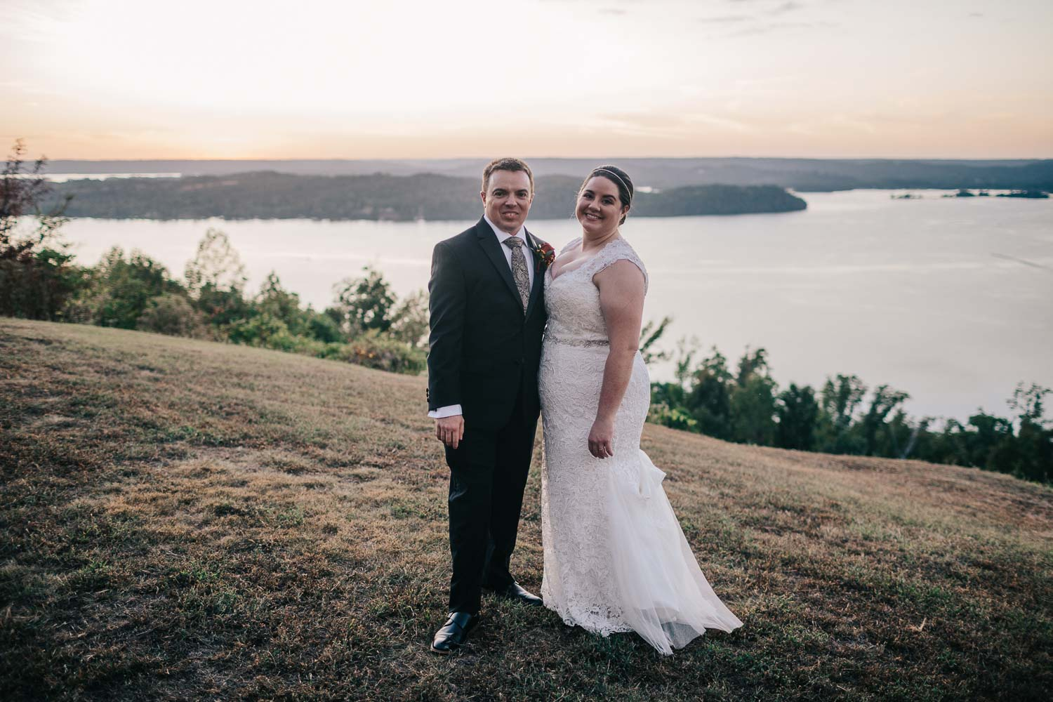 Lake Guntersville Alabama wedding photography by David A. Smith of DSmithImages Wedding Photography, Portraits, and Events