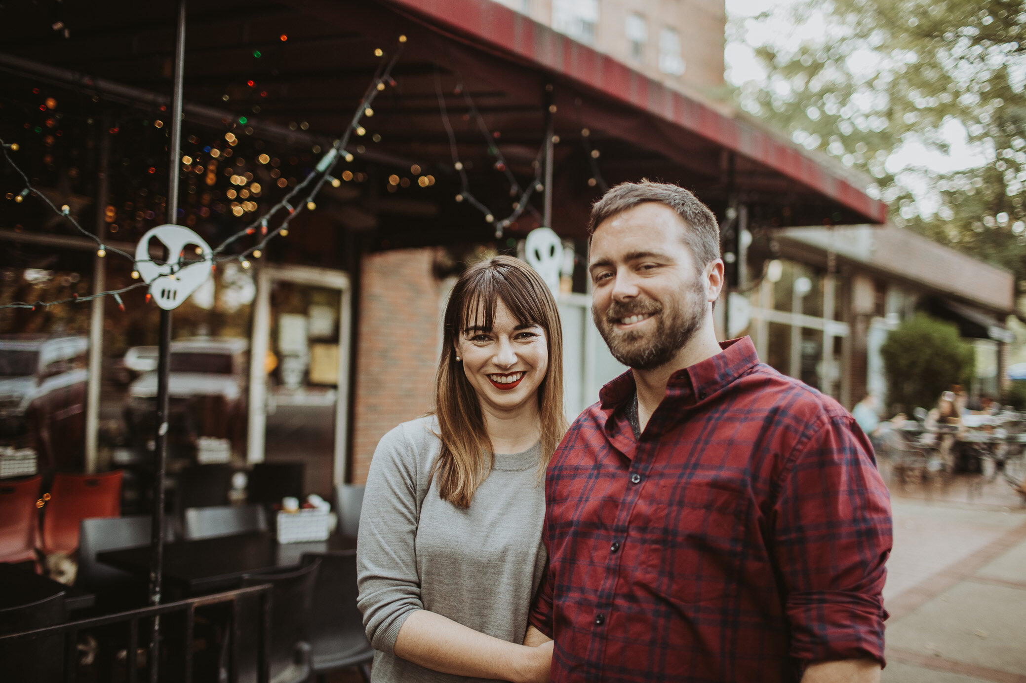Birmingham Alabama Lifestyle Portraits in the Highland Park neighborhood by David A. Smith of DSmithImages Wedding Photography, Portraits, and Events