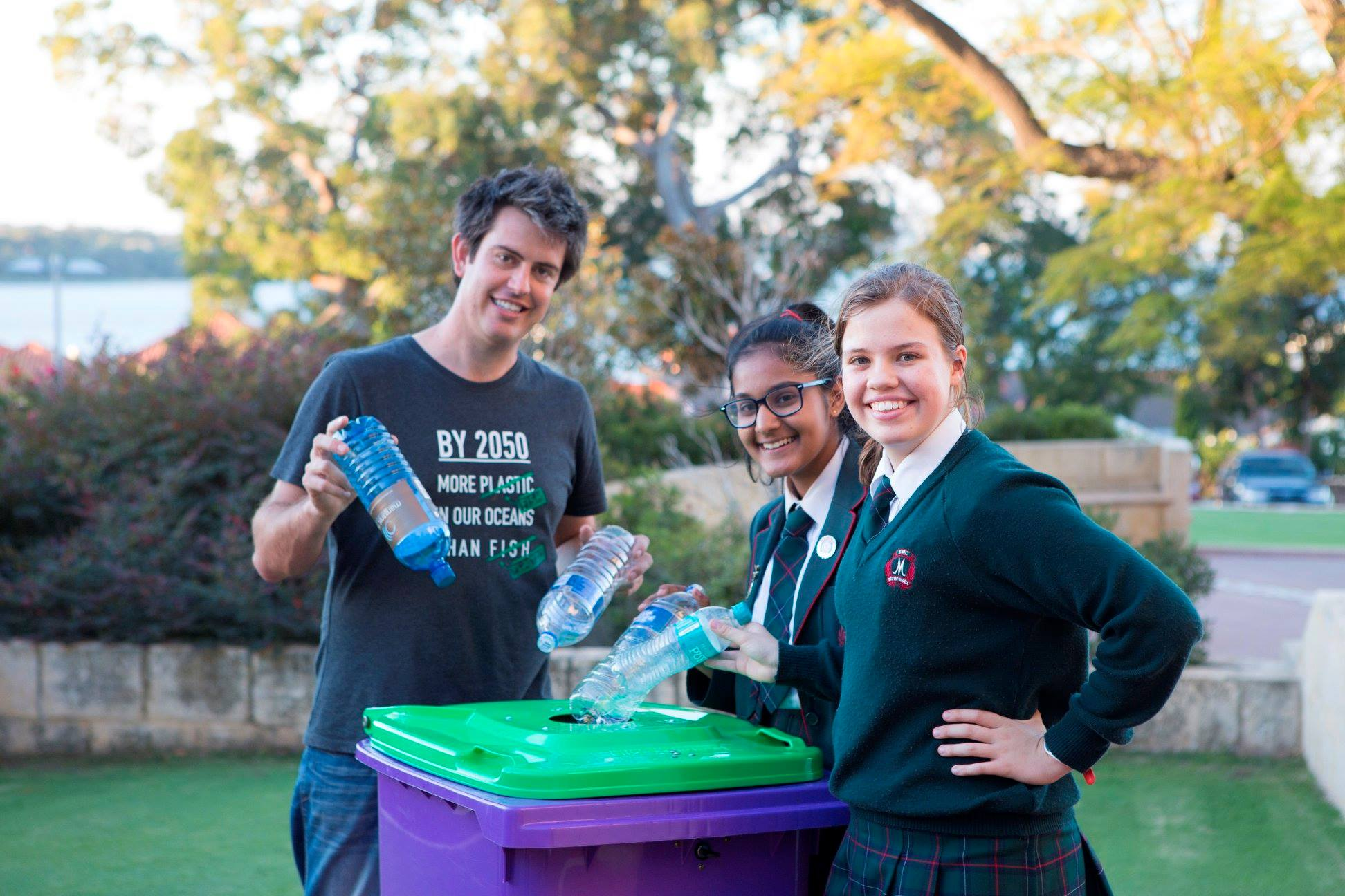 Greenbatch schools recyling program.jpg