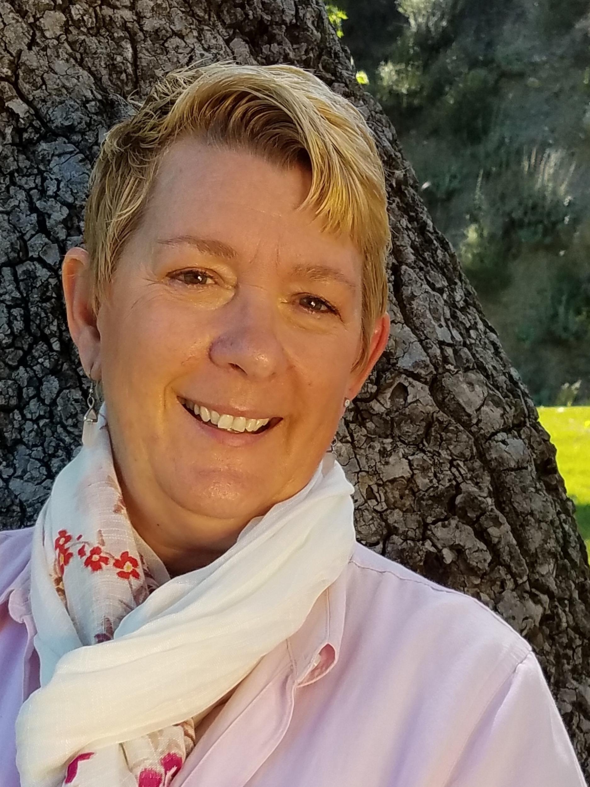 Author Peg Lamphier -