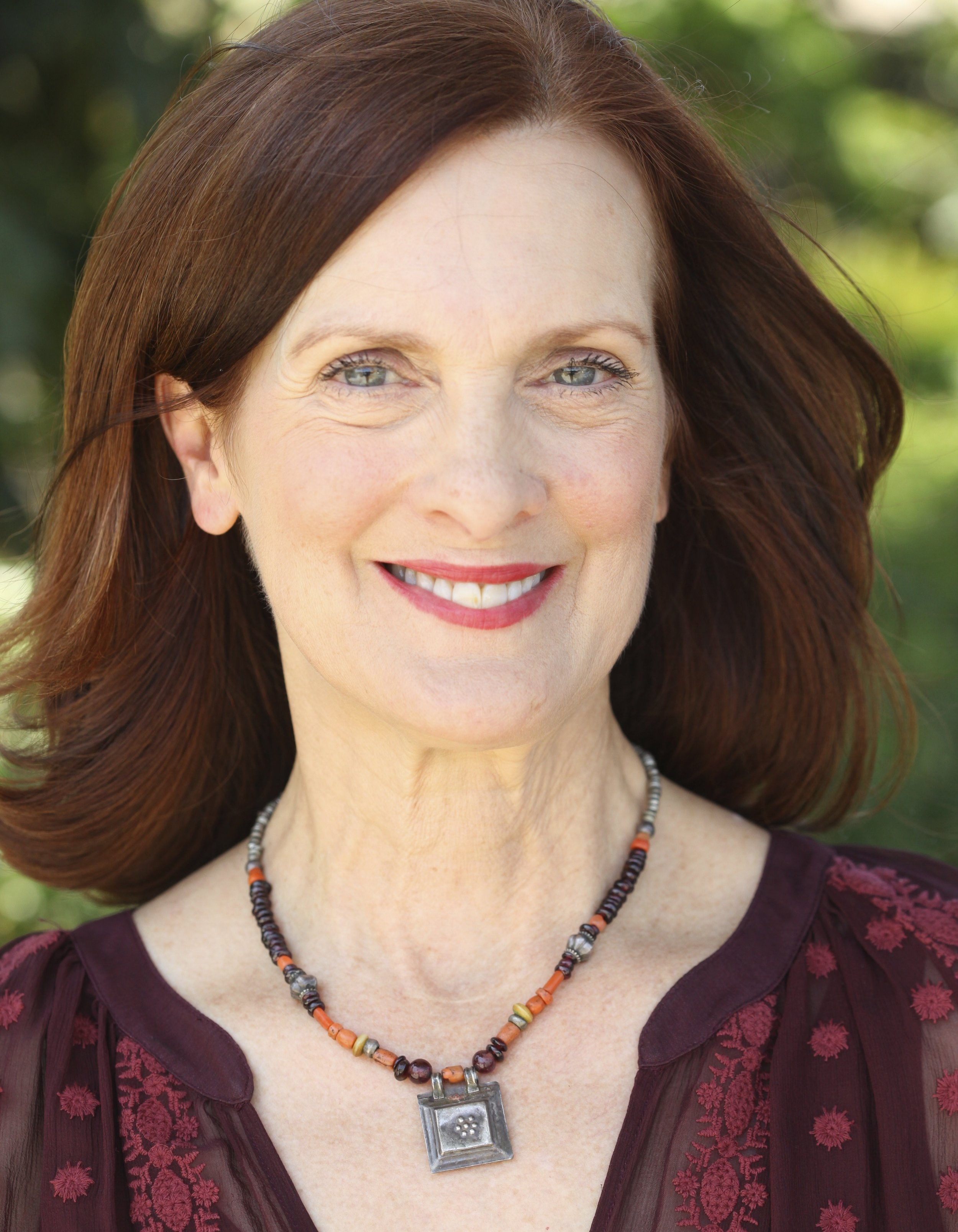 Author Kate Fuglei -