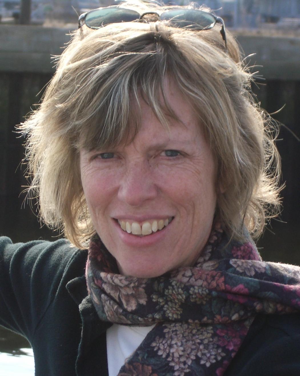 Author Nicole Gregory -