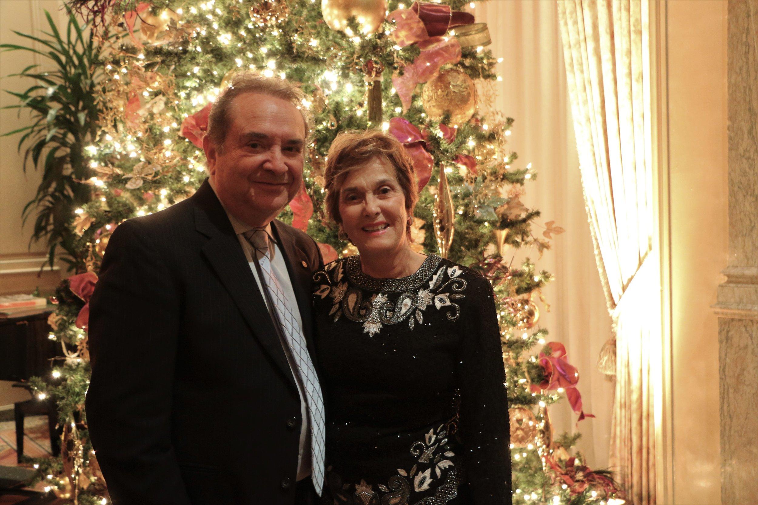 Robert and Josephine Barbera