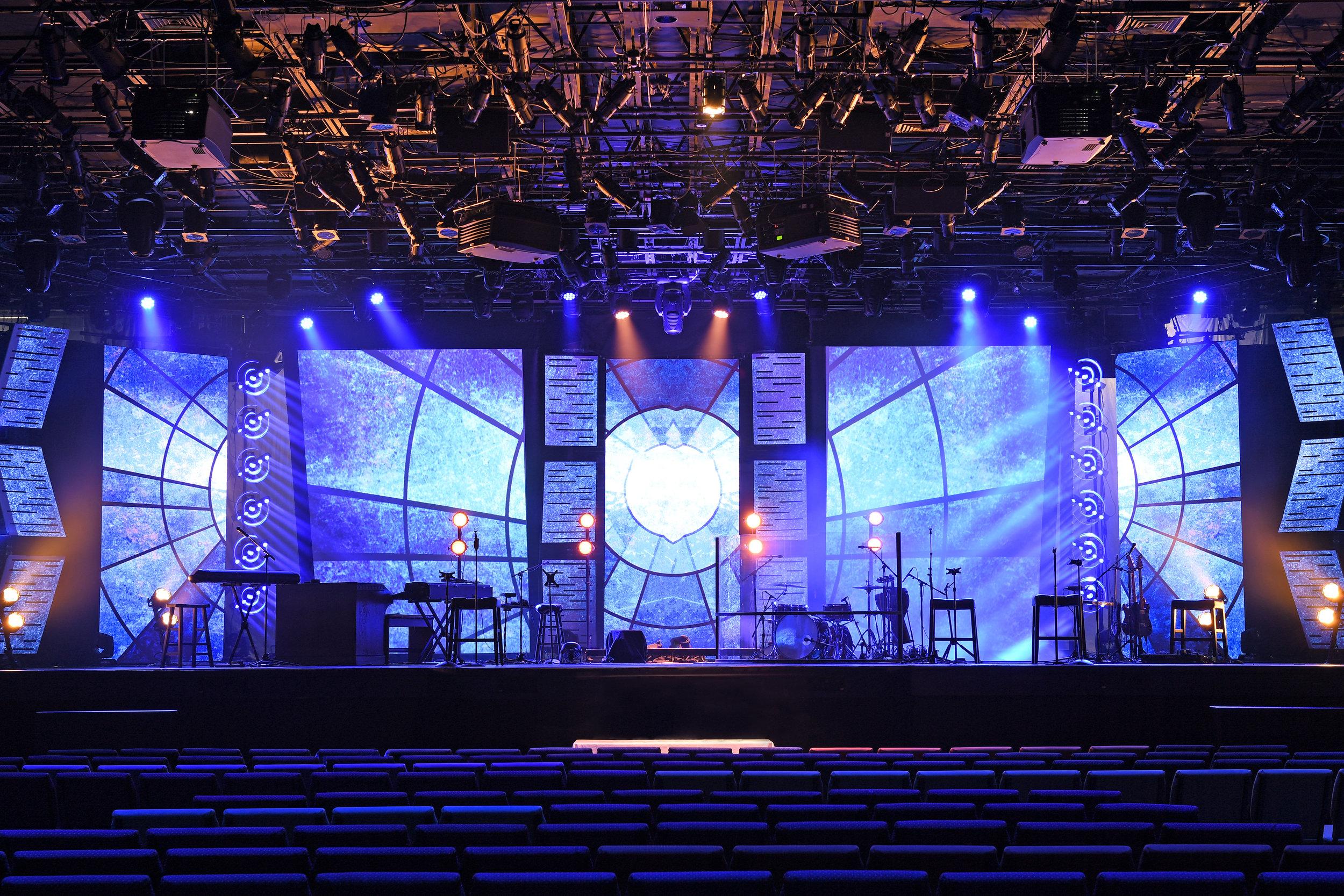 Houston House of Worship AV Design Sound System installation