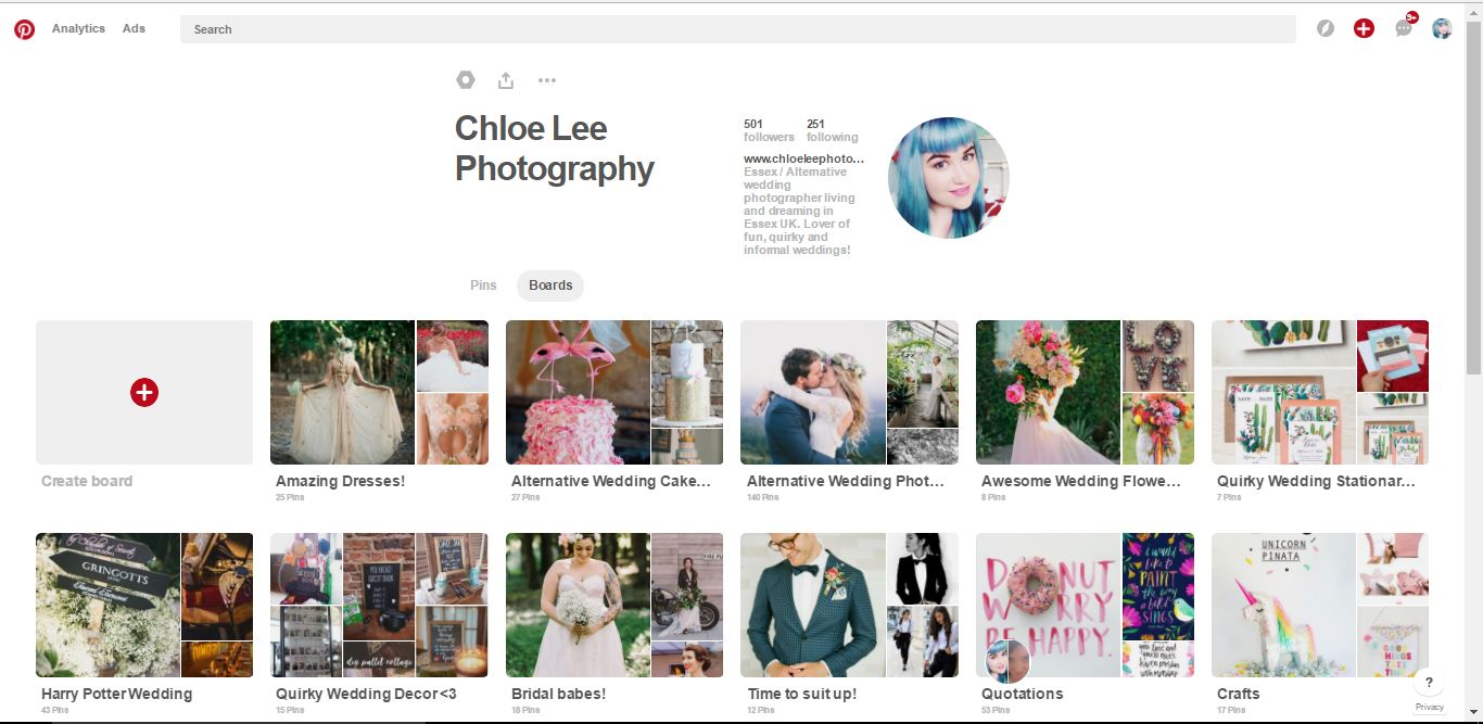 Pros and cons of pinterest chloe lee photography