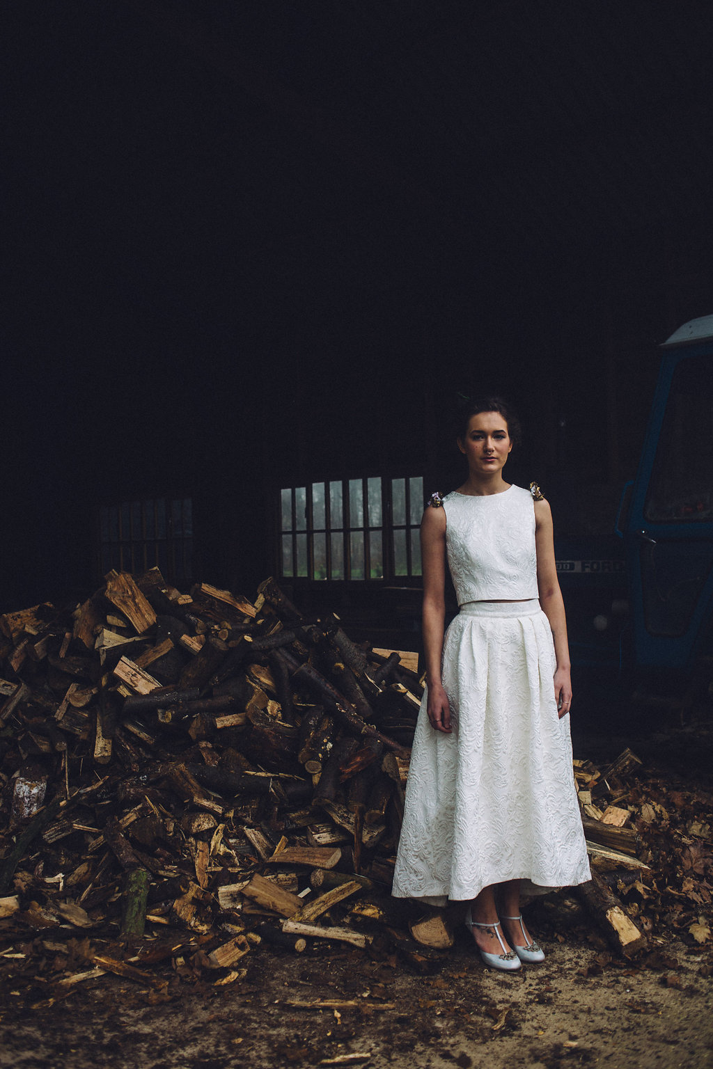 Rock the Frock two Piece Dress - Captains Wood Barn Essex