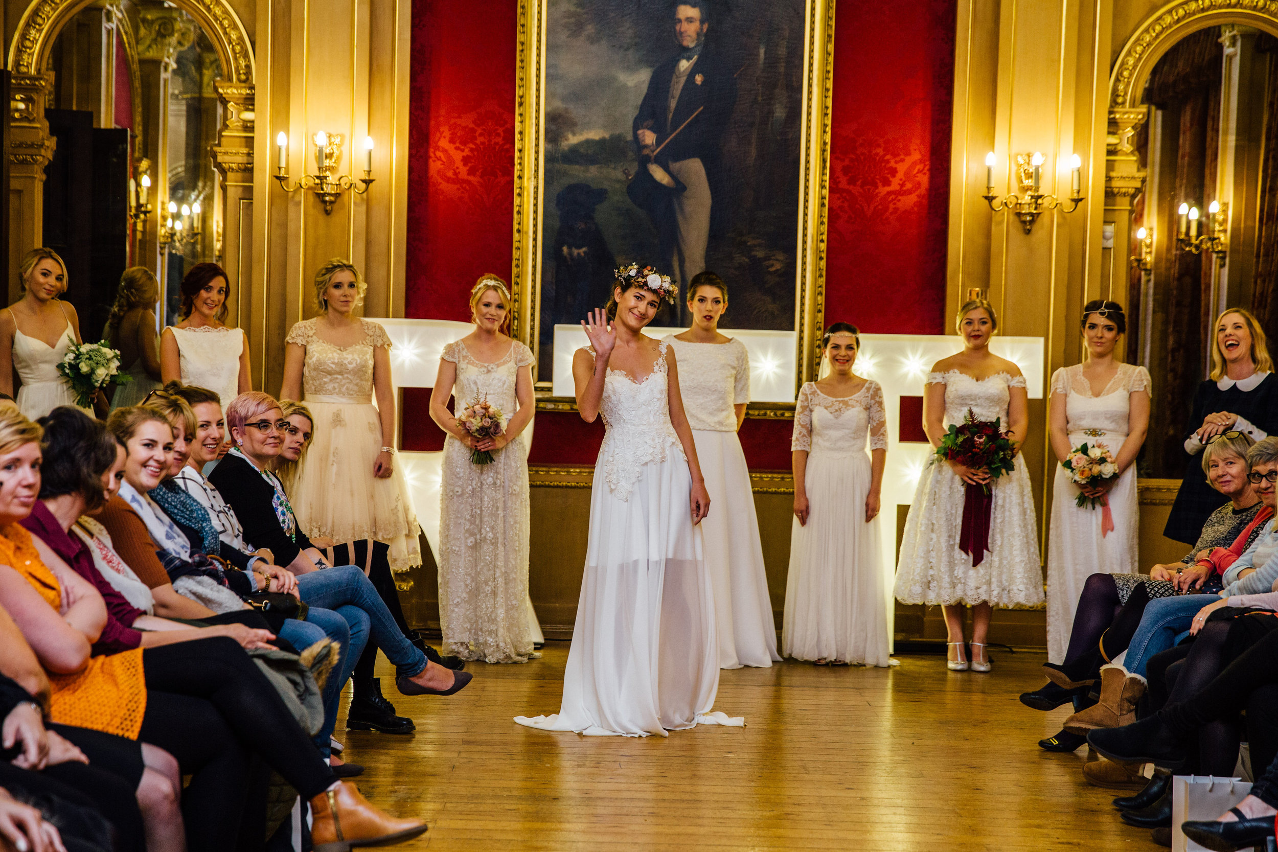 Rock The Frock Bridal Showcase Hylands House