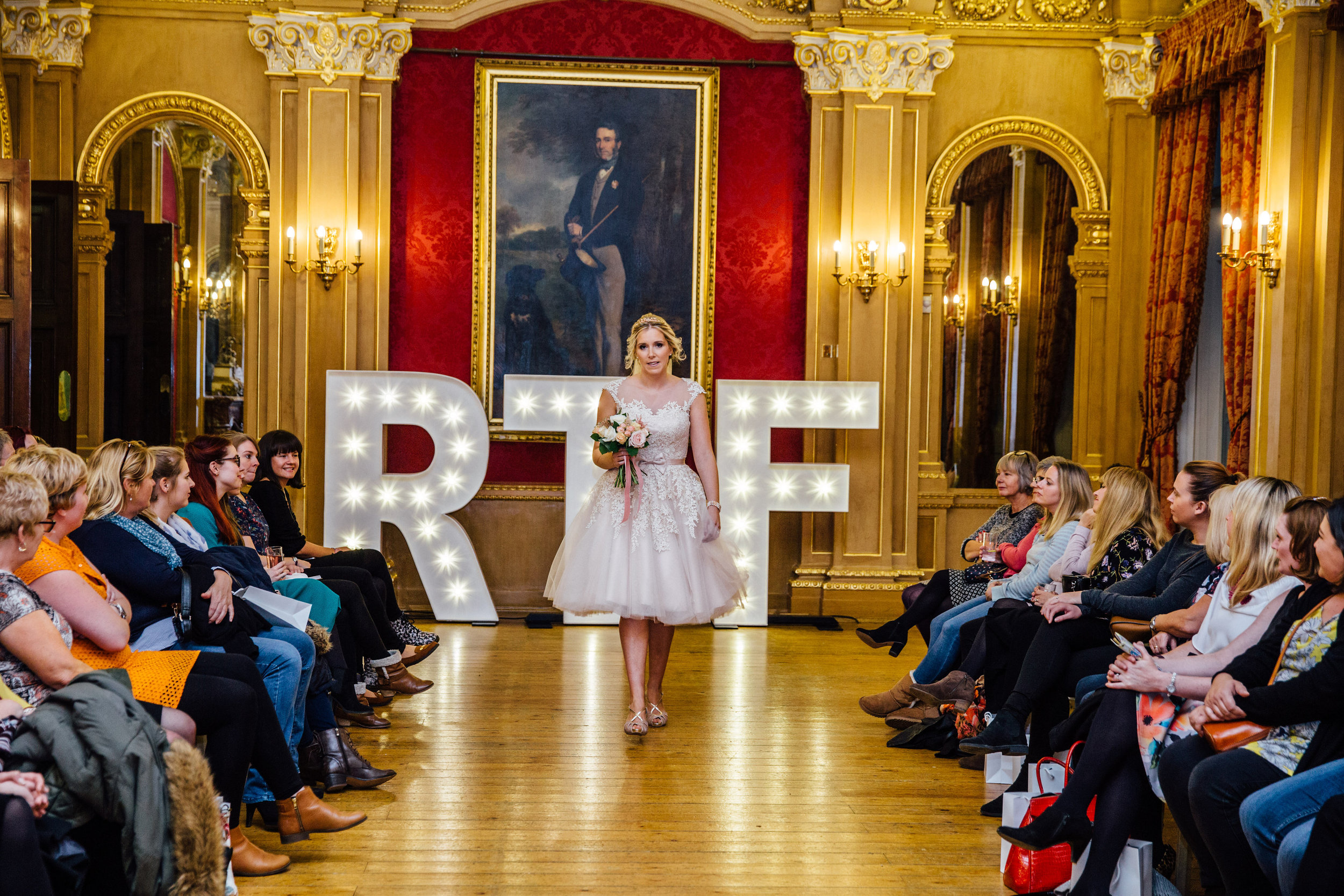 House of Mooshki - Rock The Frock Bridal Showcase Hylands House