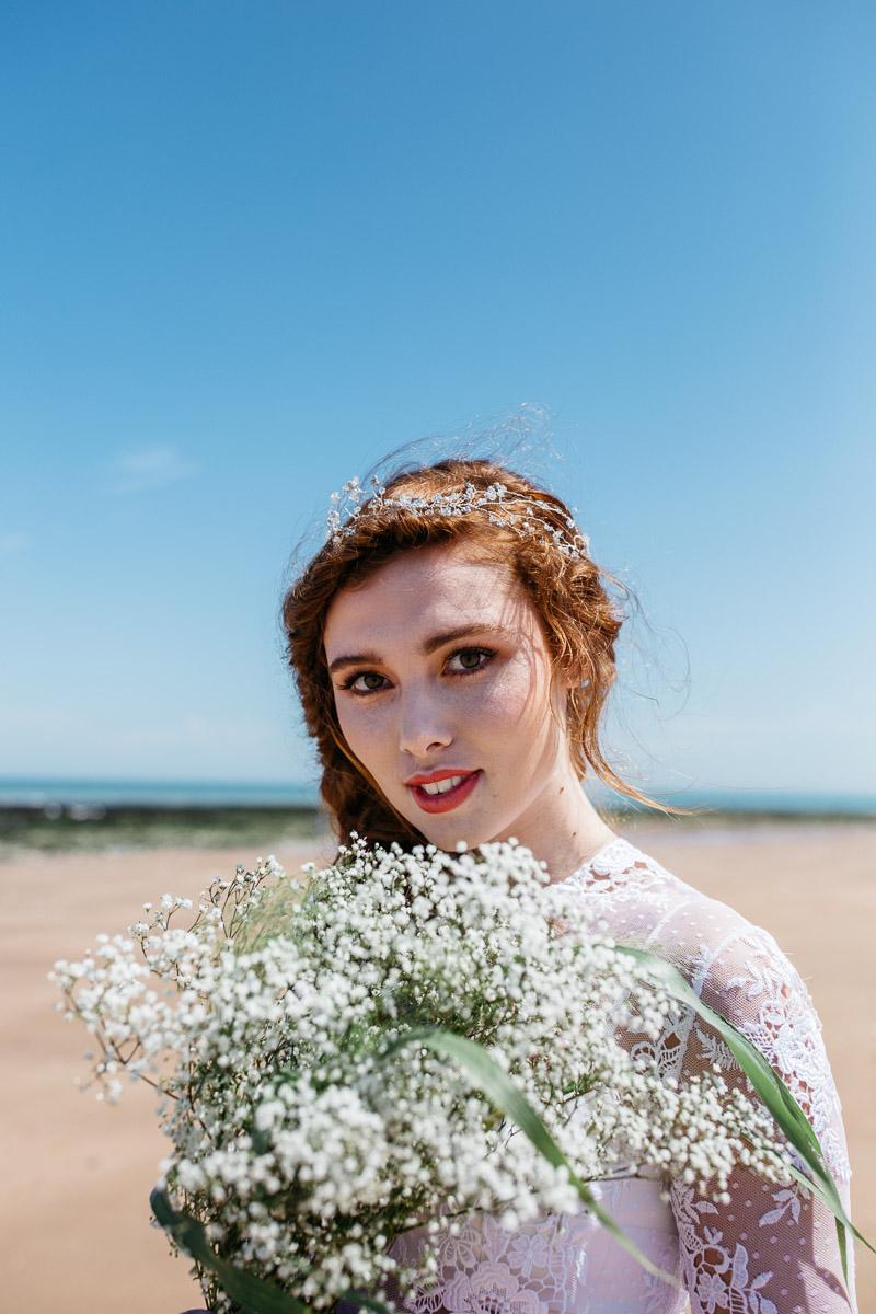 Disney Boho Beach Inspired Wedding