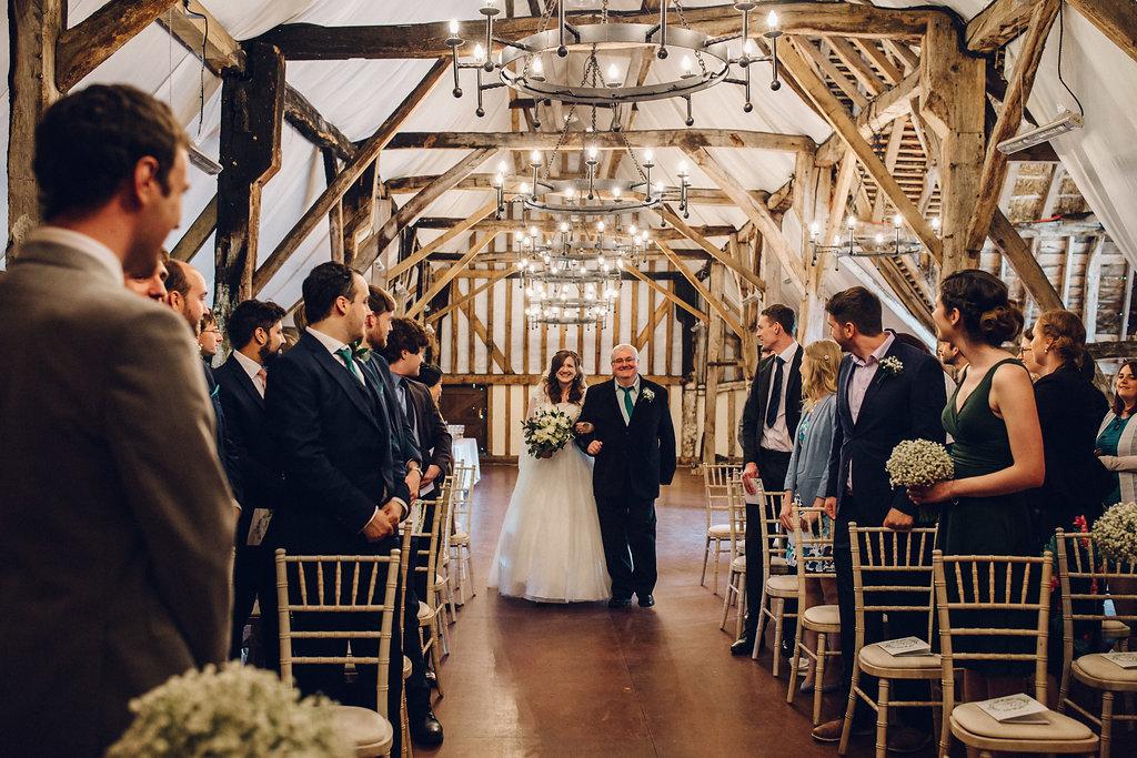 Colville Hall, Chelmsford Essex - Barn Wedding Essex
