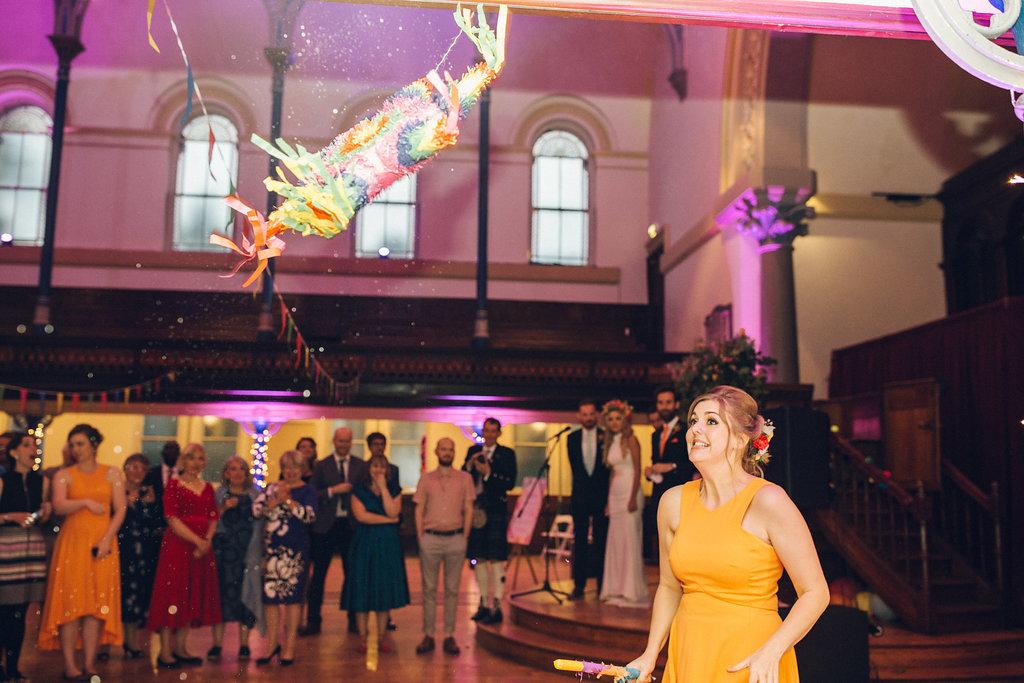 Fun Wedding Entertainment - Wedding Pinata