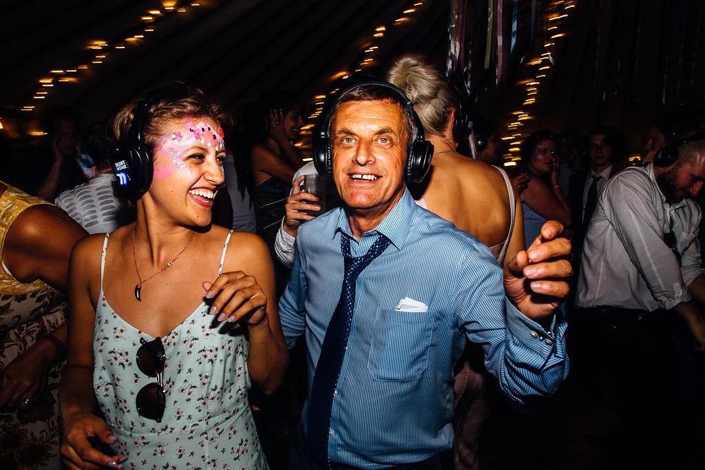 Fun Wedding Entertainment - Silent Disco