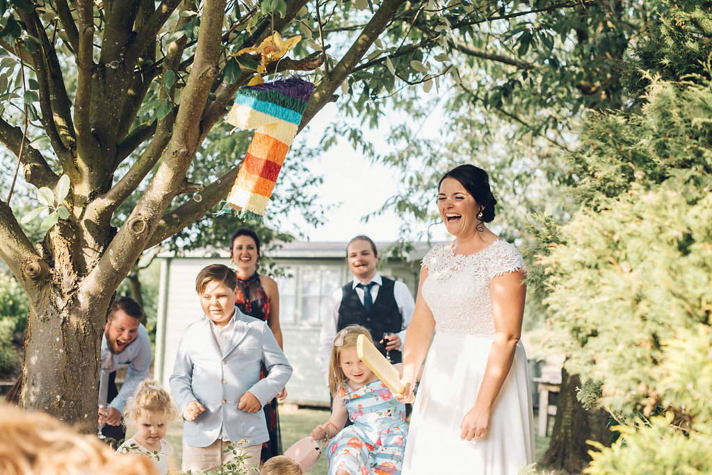 Fun Wedding Entertainment Ideas - Piñata
