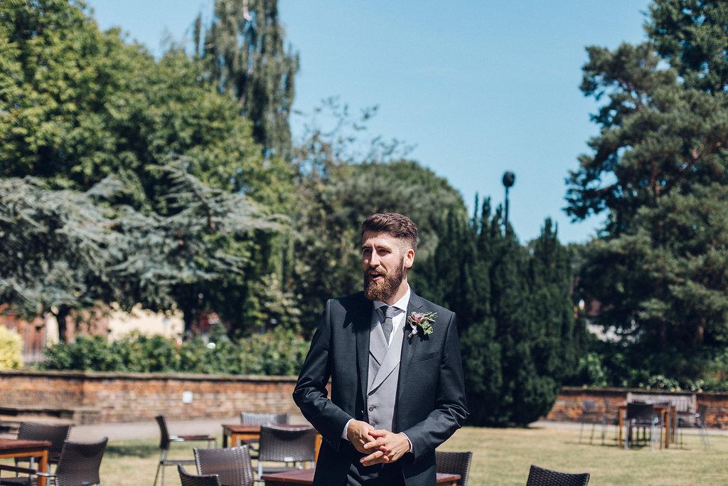 Relaxed Wedding Photography Tudor Barn Eltham