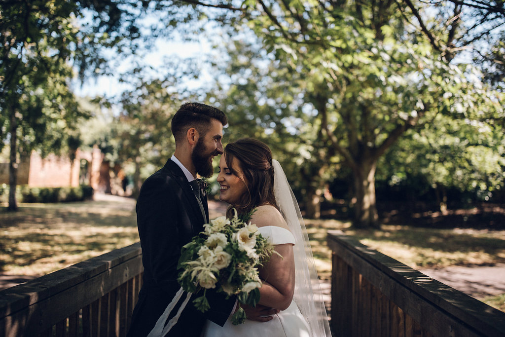 Fun Wedding Photography Tudor Barn