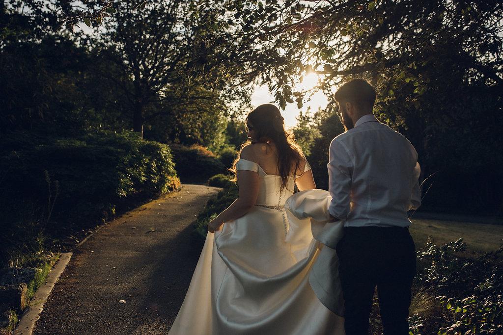 Alternative wedding photography Tudor Barn Eltham