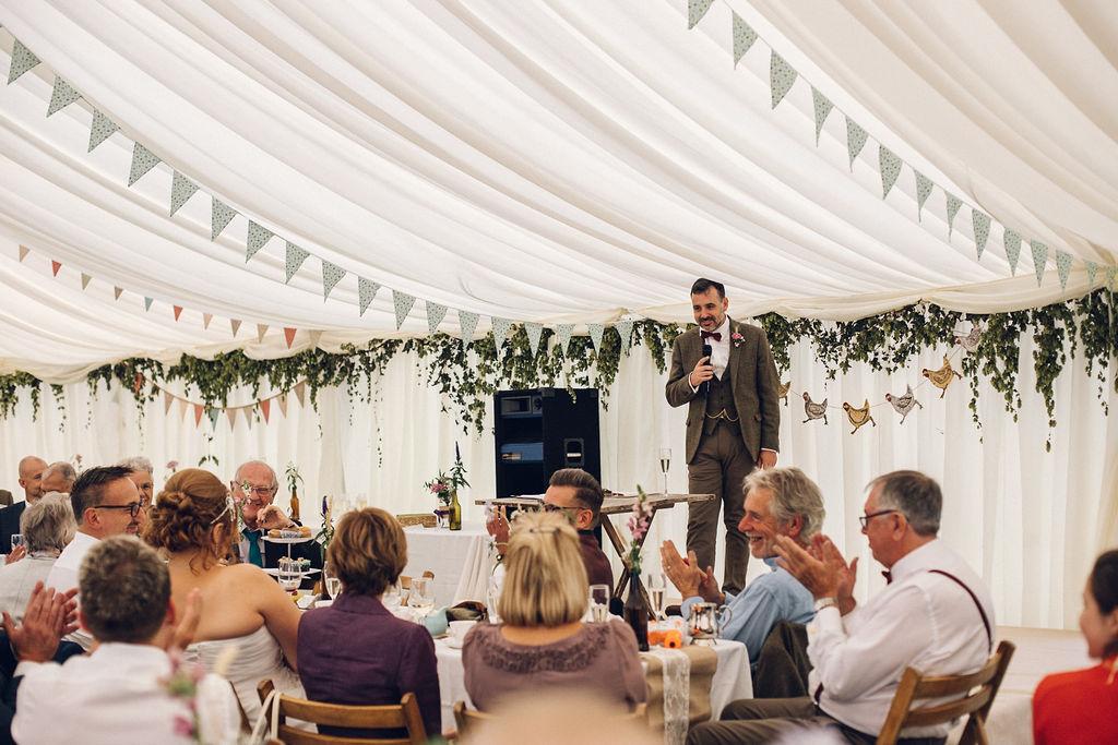 Alternative Kent Brewery Wedding