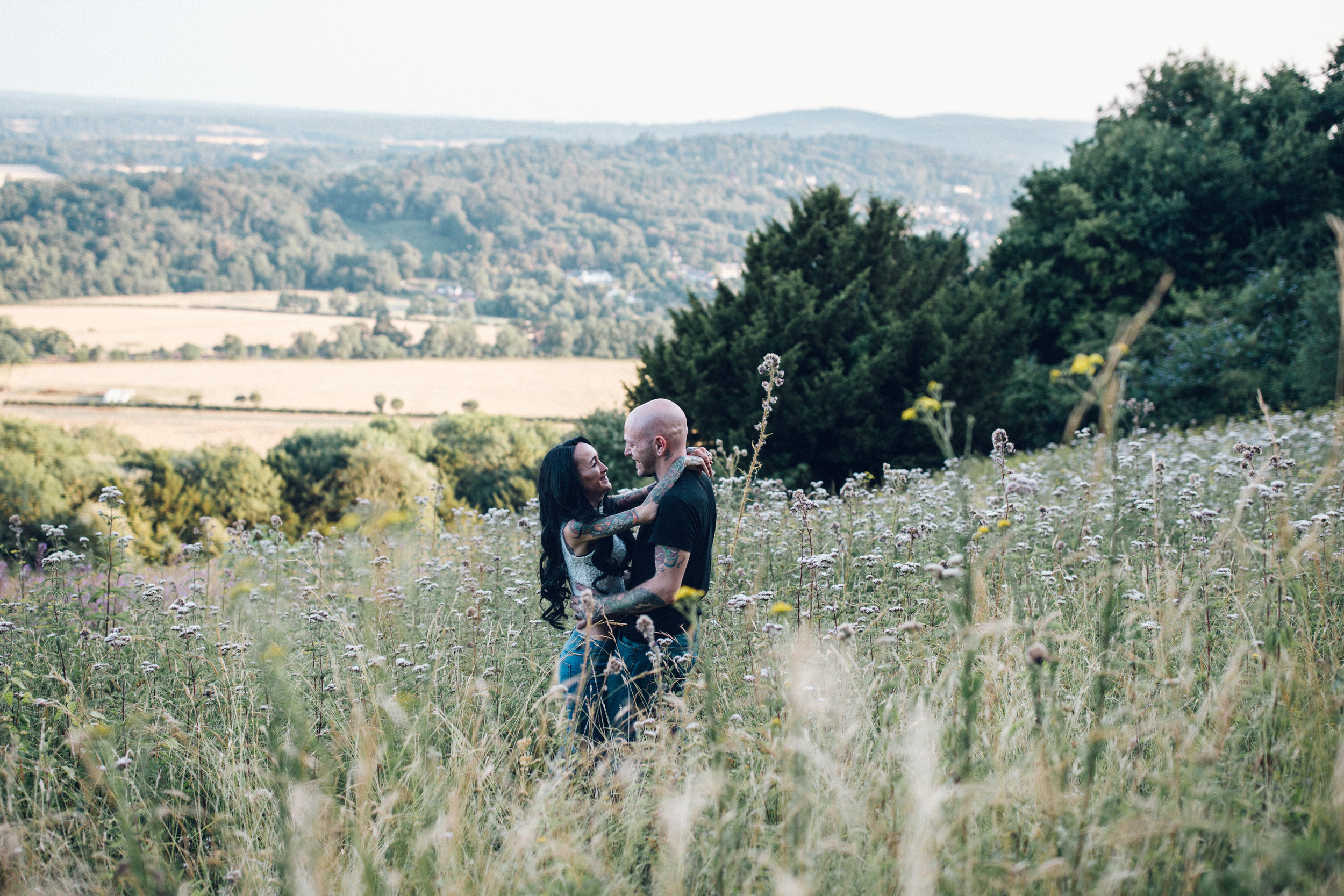 Do we need a pre-wedding shoot - Relaxed quirky wedding photography London Essex Kent Surrey