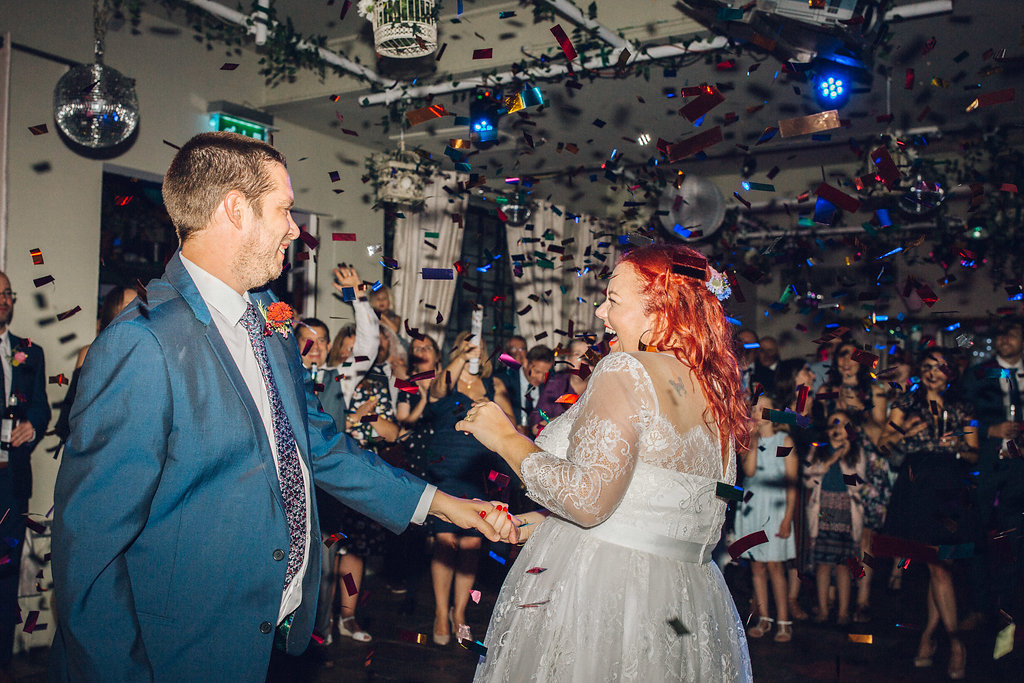 Alternative First Dance Song Ideas Islington Metal Works Wedding Indie Rock