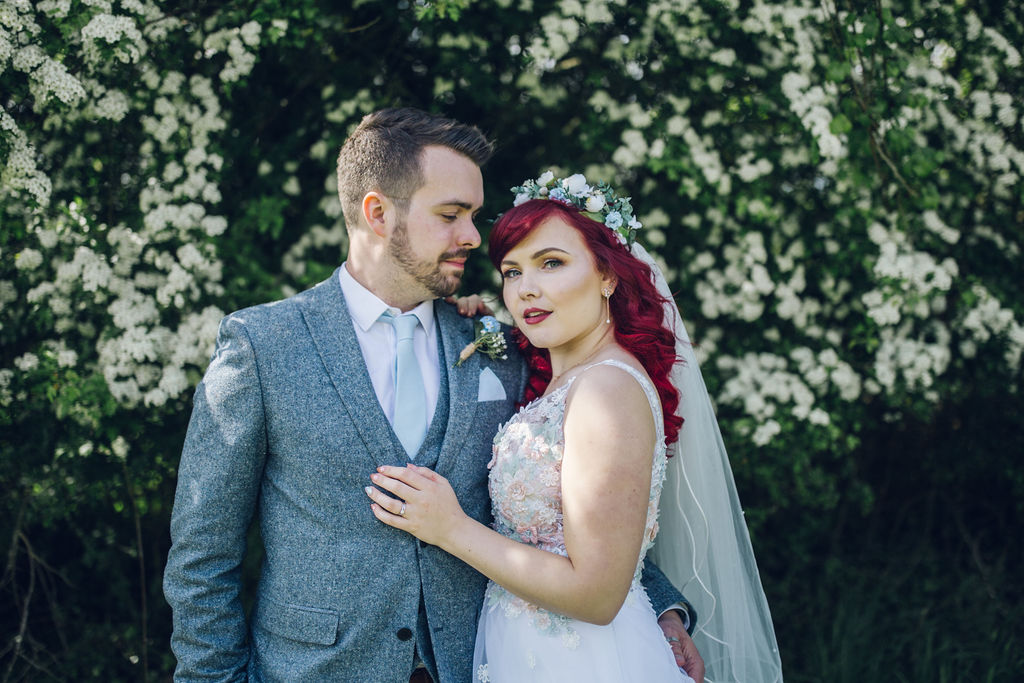 East Horton Golf Club Alternative Wedding Photography Paige Joanna