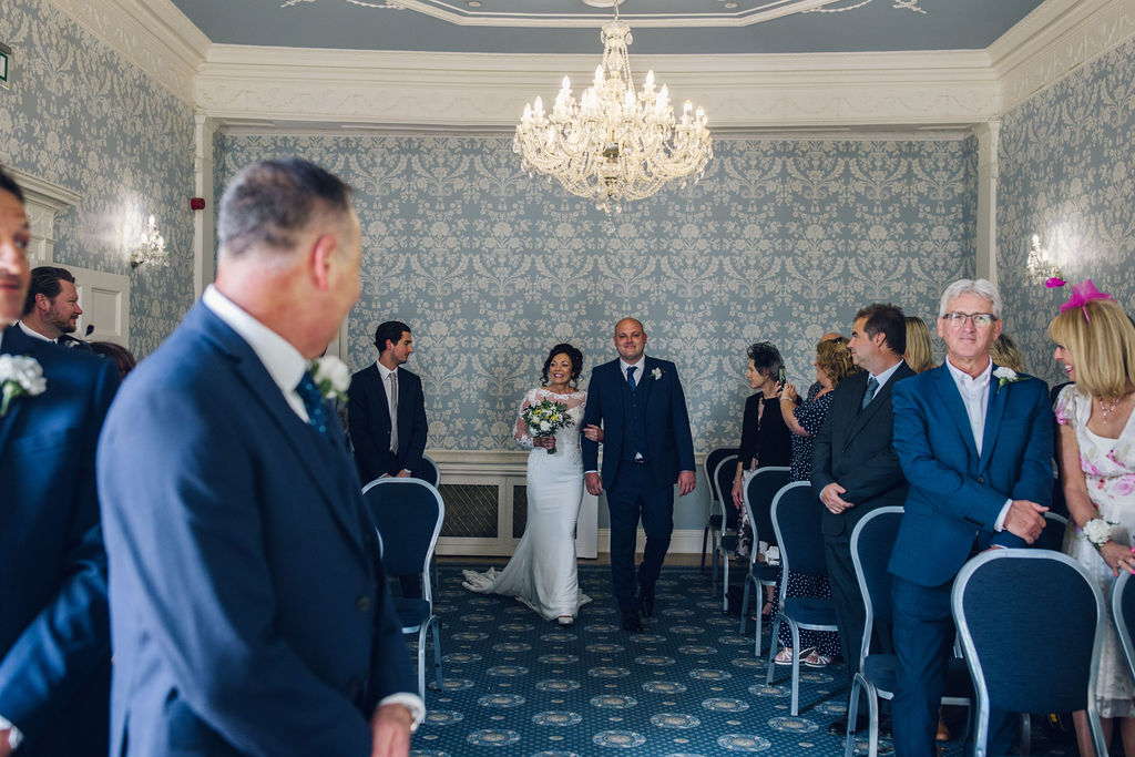 Langtons Registry office, Mary Green Manor Wedding Photography
