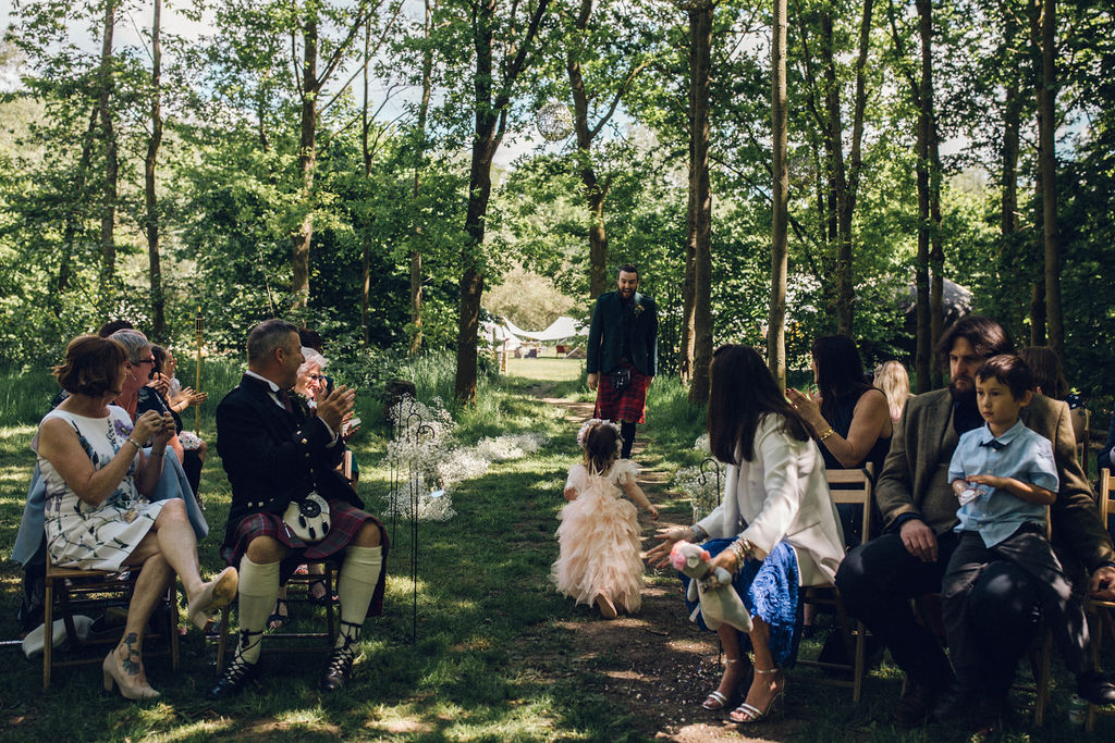 Browning Bros Tey Brook Orchard Wedding Alternative Essex Photographer