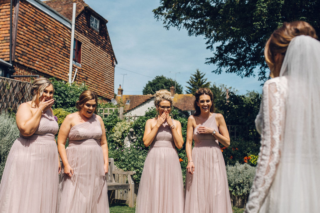 The Dreys alternative wedding photography