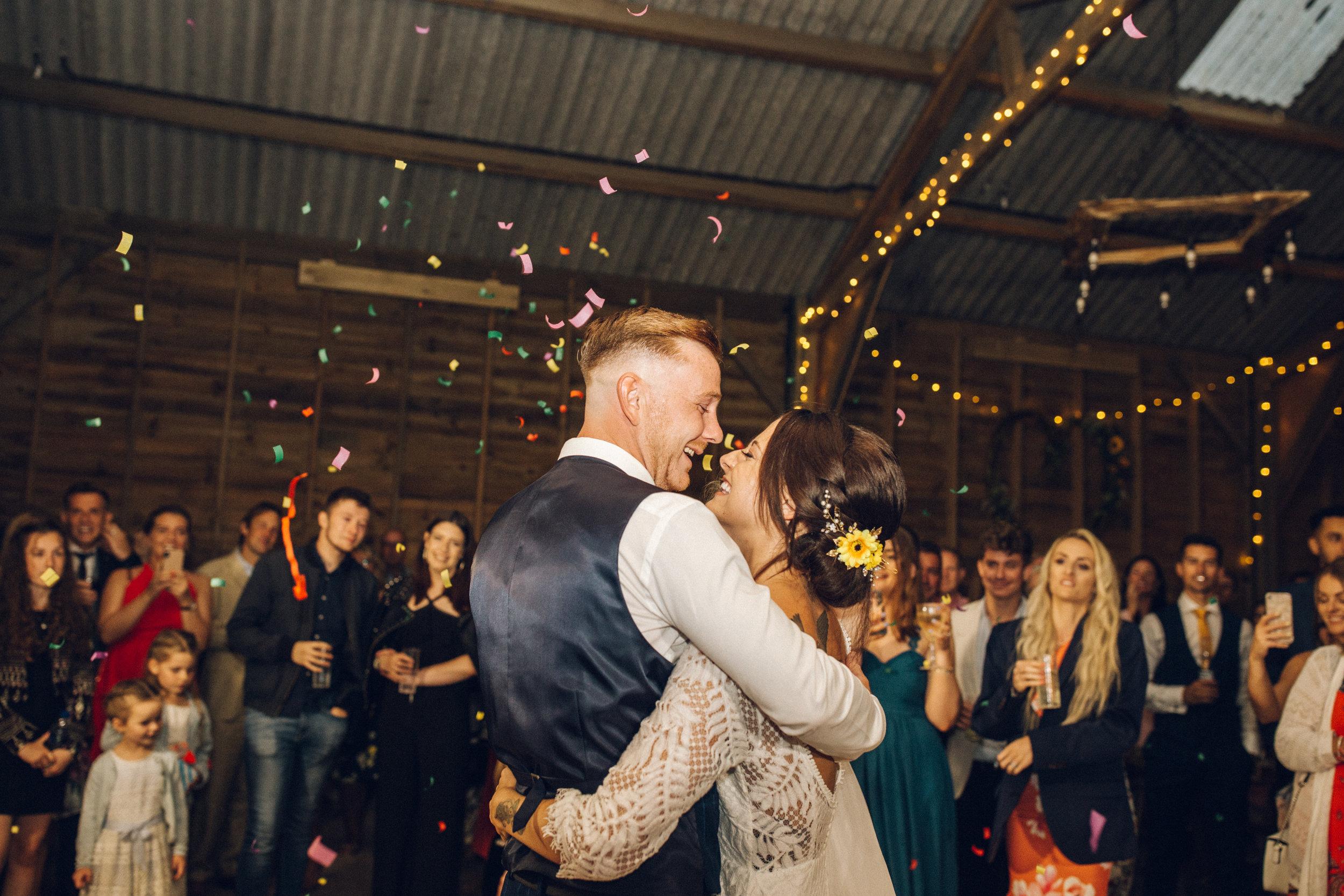 Captains Wood Barn Woodland Wedding Venue in Maldon Essex