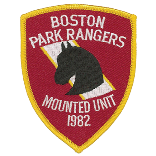 Friends of the Boston Park Rangers Mounted Unit
