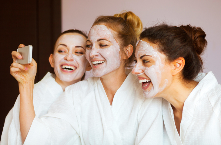 pamper parties on the dingle peninsula
