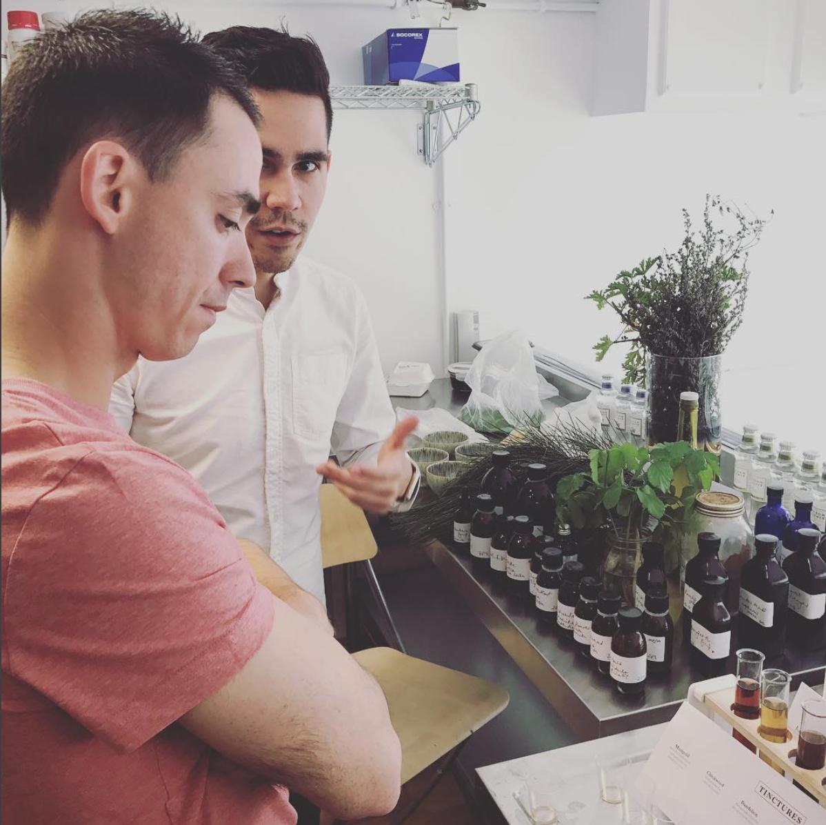 Elixirs, potions & mixologists