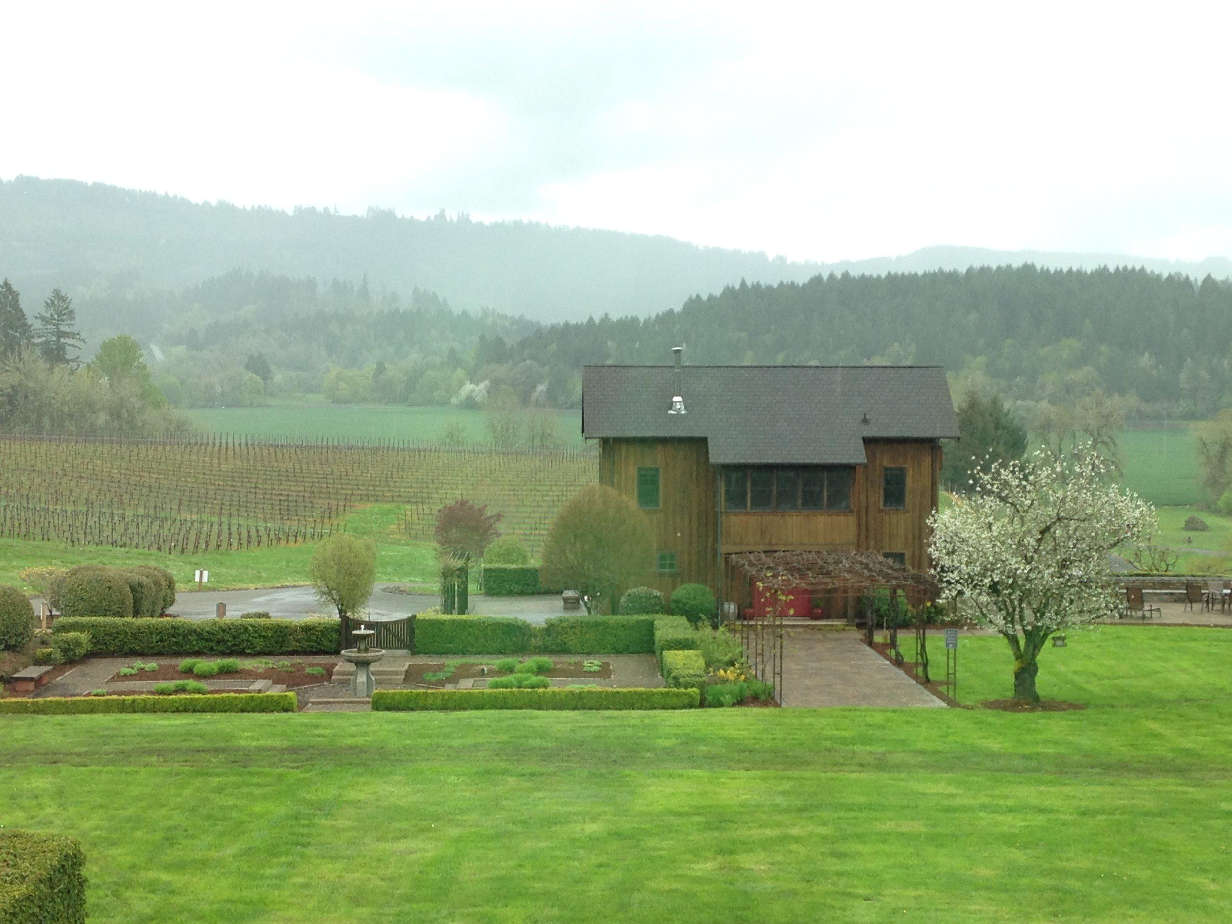 Courtesy of Beacon Hill Winery