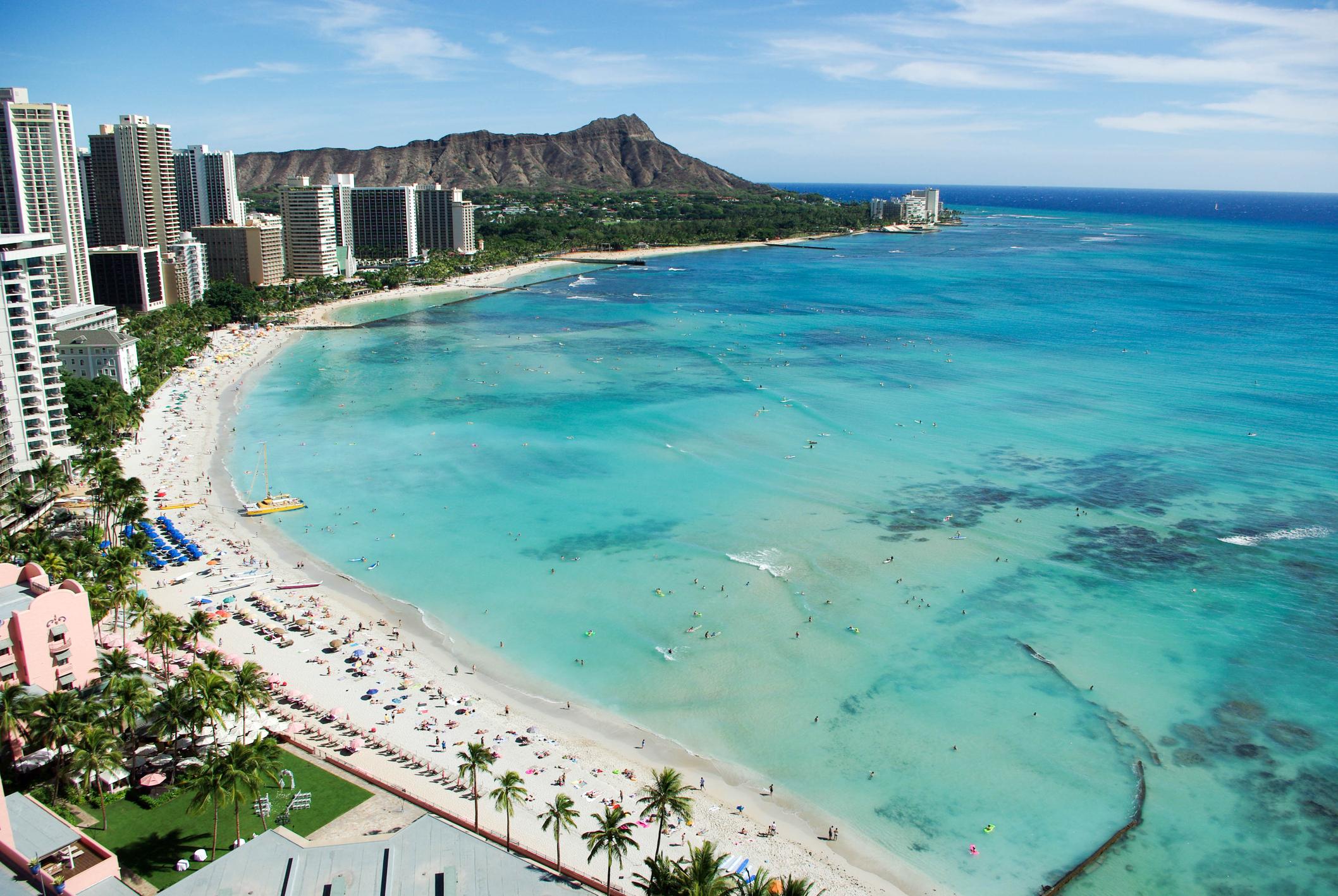 Getty Images - Oahu, Hawaii