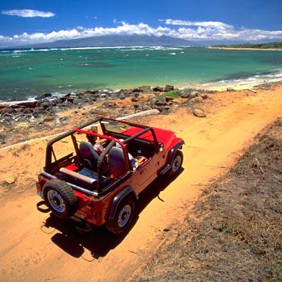 Getty Images -Lanai, Hawaii
