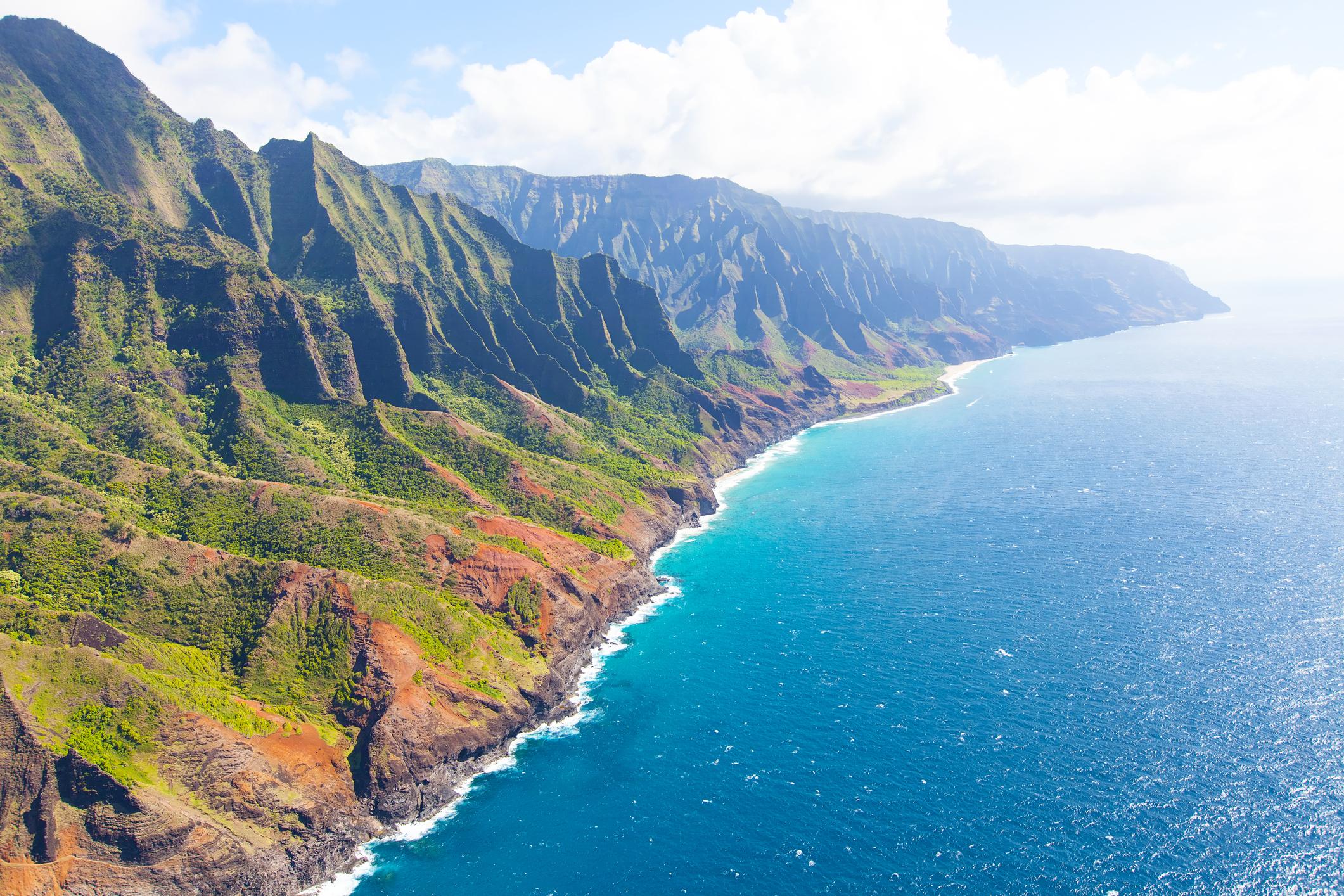 Getty Images - Na Pali Coast