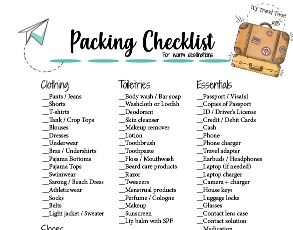 Packing Checklist .jpg